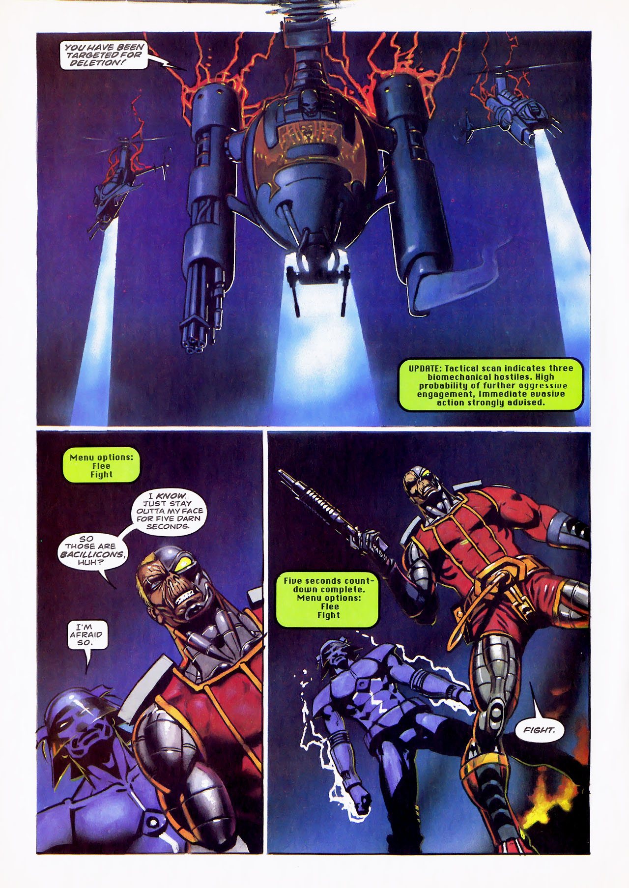 Read online Overkill comic -  Issue #15 - 16