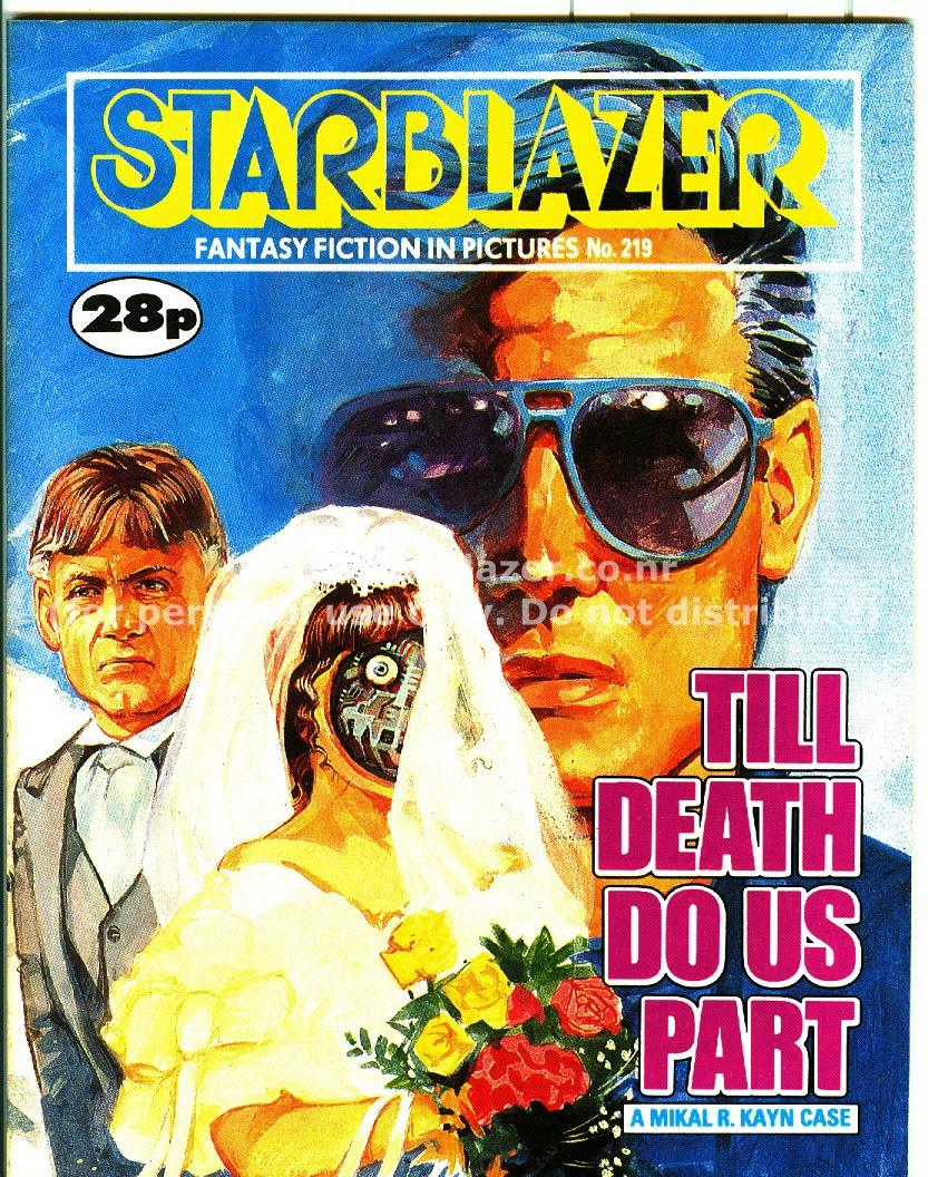 Starblazer issue 219 - Page 1