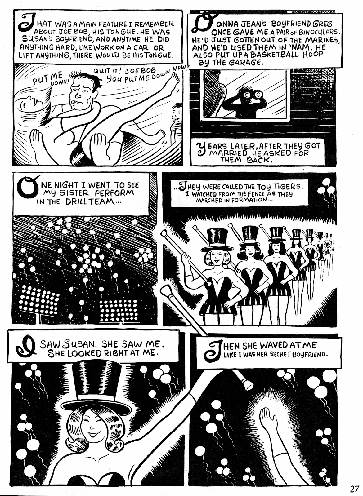 Drawn & Quarterly (1990) issue 7 - Page 29