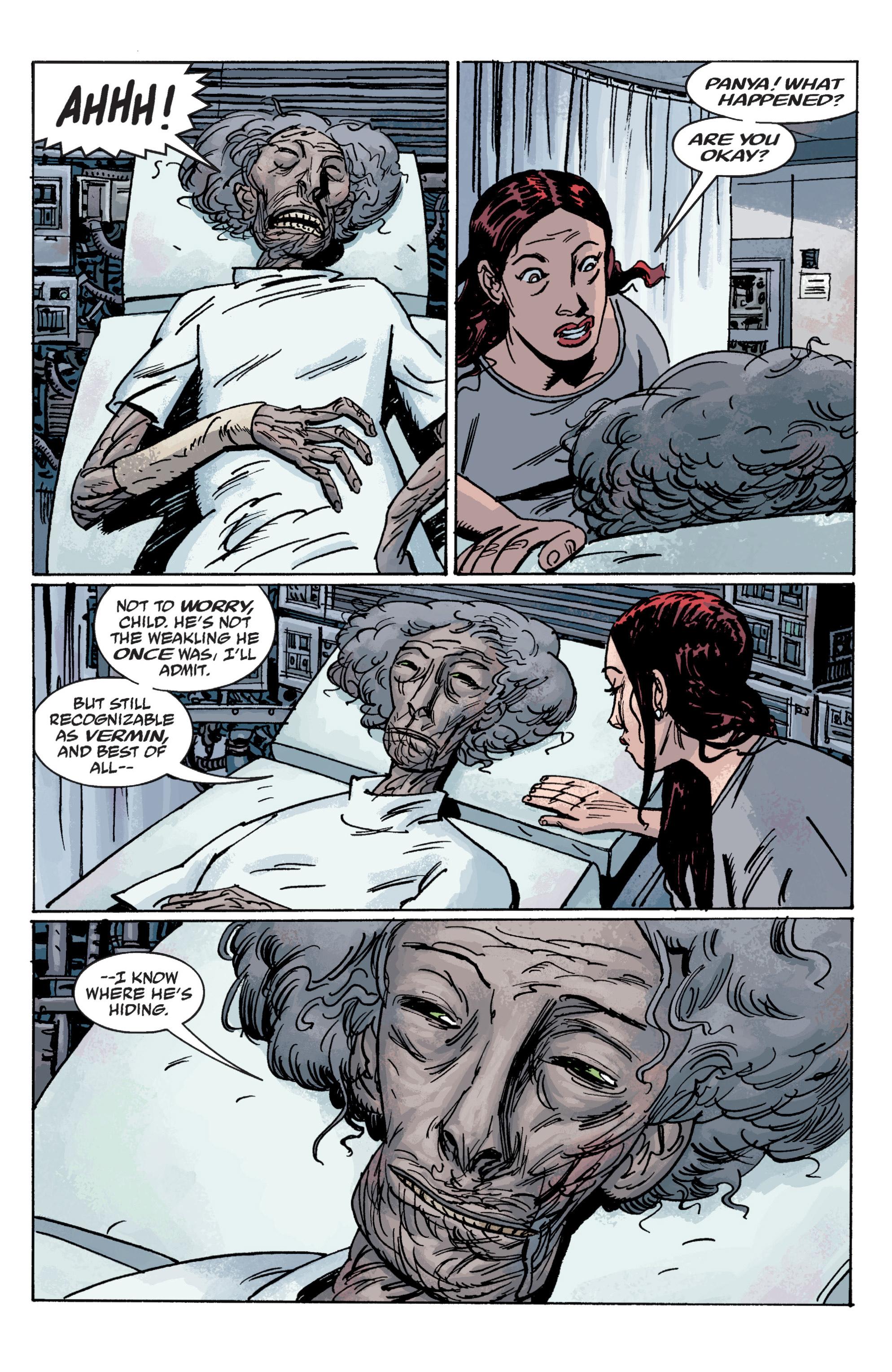 Read online B.P.R.D. (2003) comic -  Issue # TPB 10 - 41