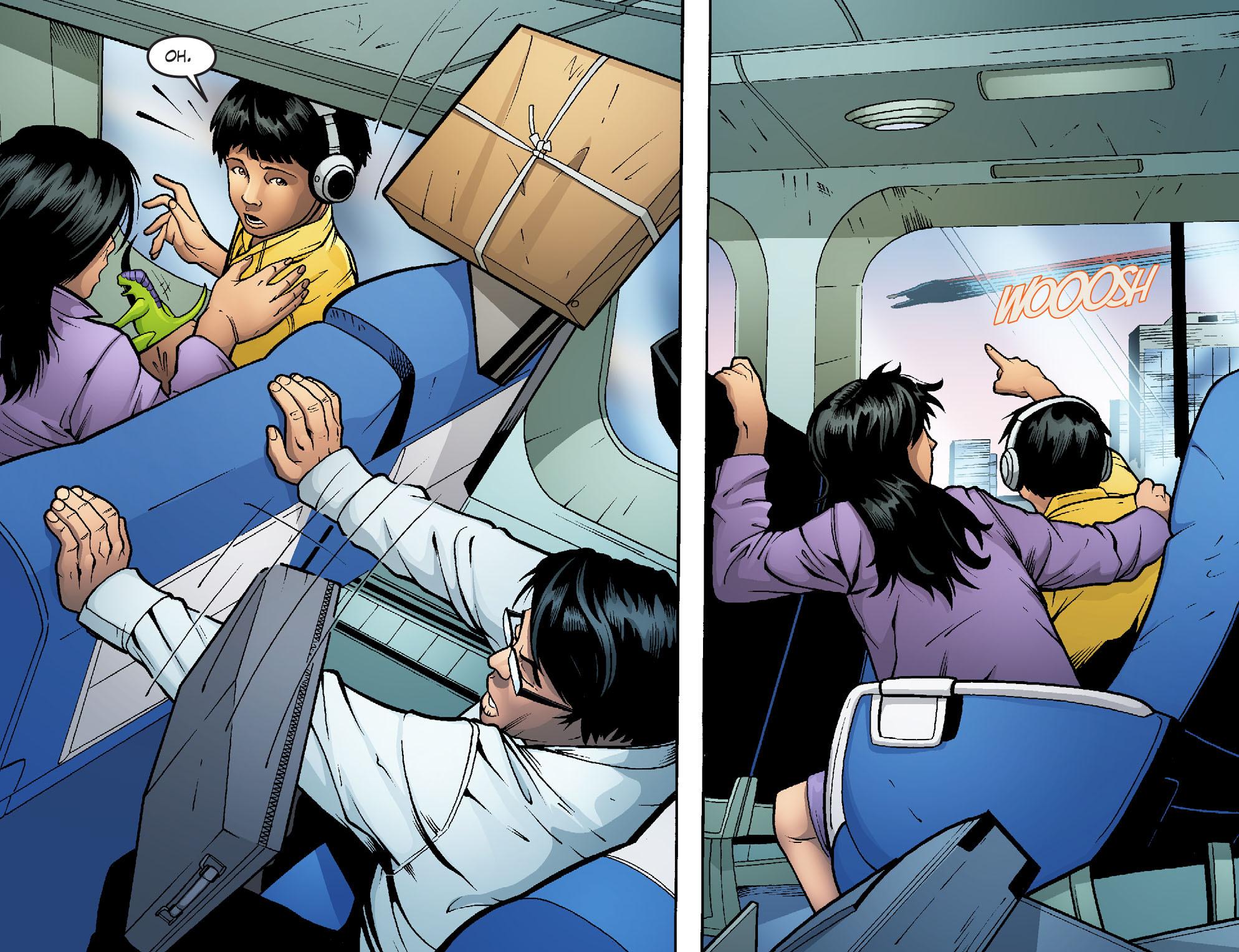 Read online Smallville: Alien comic -  Issue #1 - 14