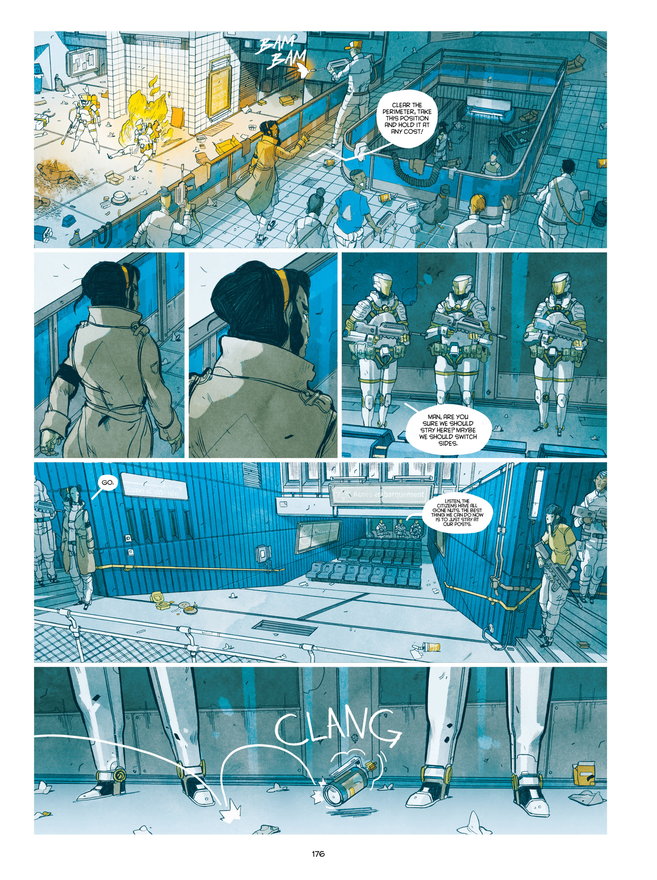 Read online Shangri-La comic -  Issue # Full - 177