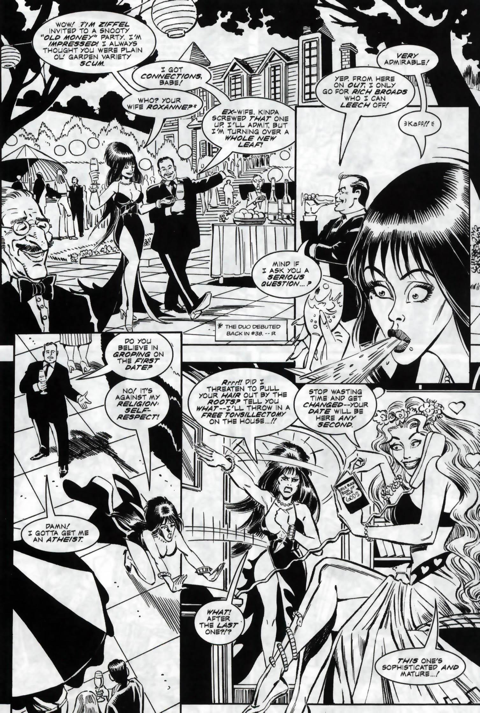 Read online Elvira, Mistress of the Dark comic -  Issue #118 - 12