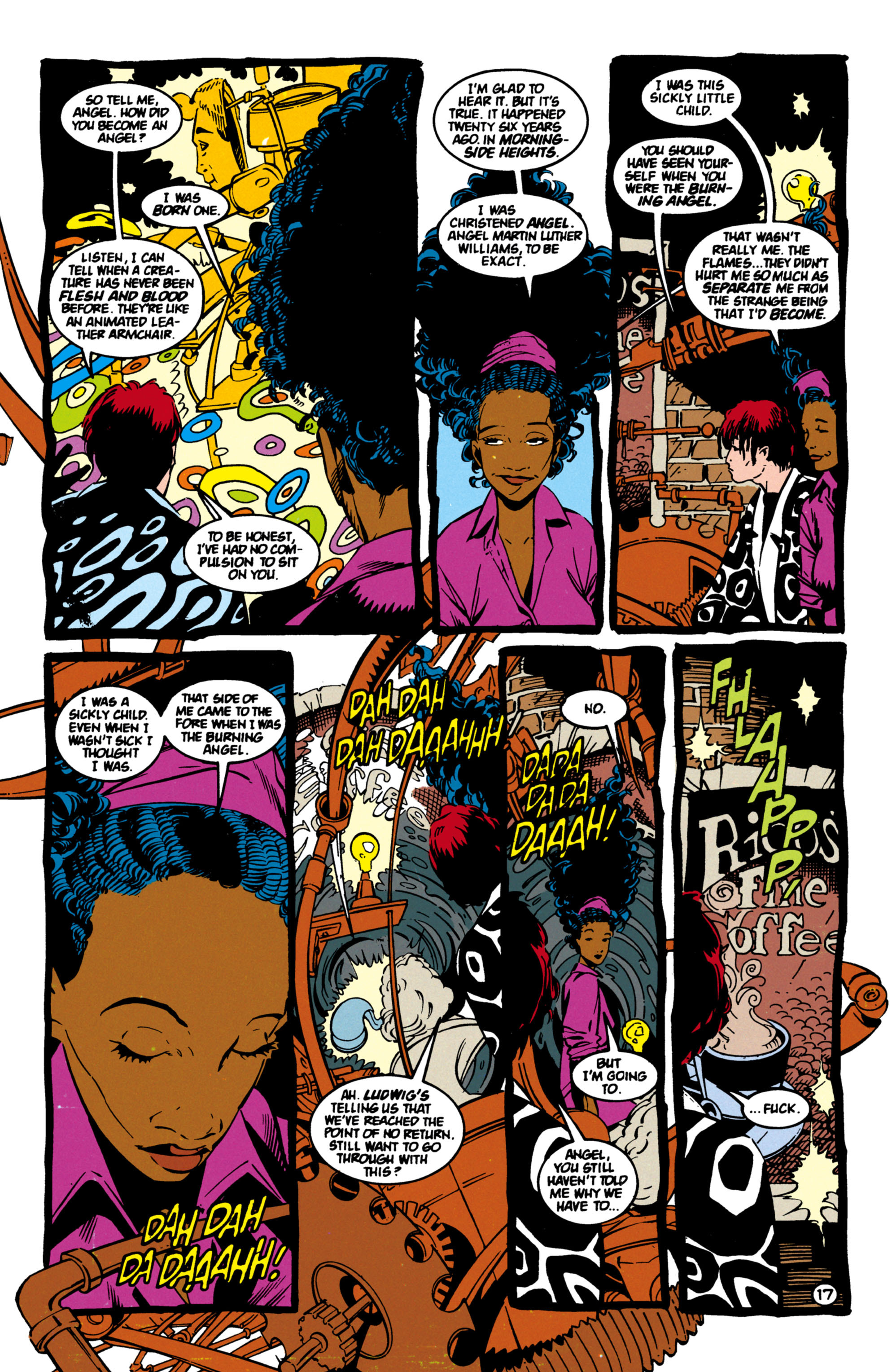 Read online Shade, the Changing Man comic -  Issue #60 - 18