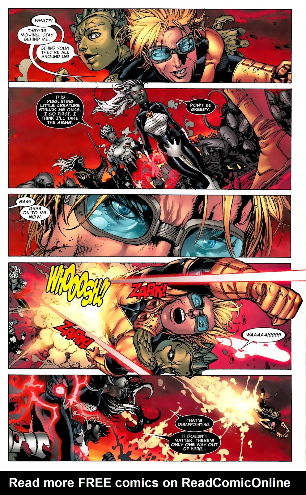 Read online X-Men: Second Coming Revelations comic -  Issue # TPB (Part 2) - 32