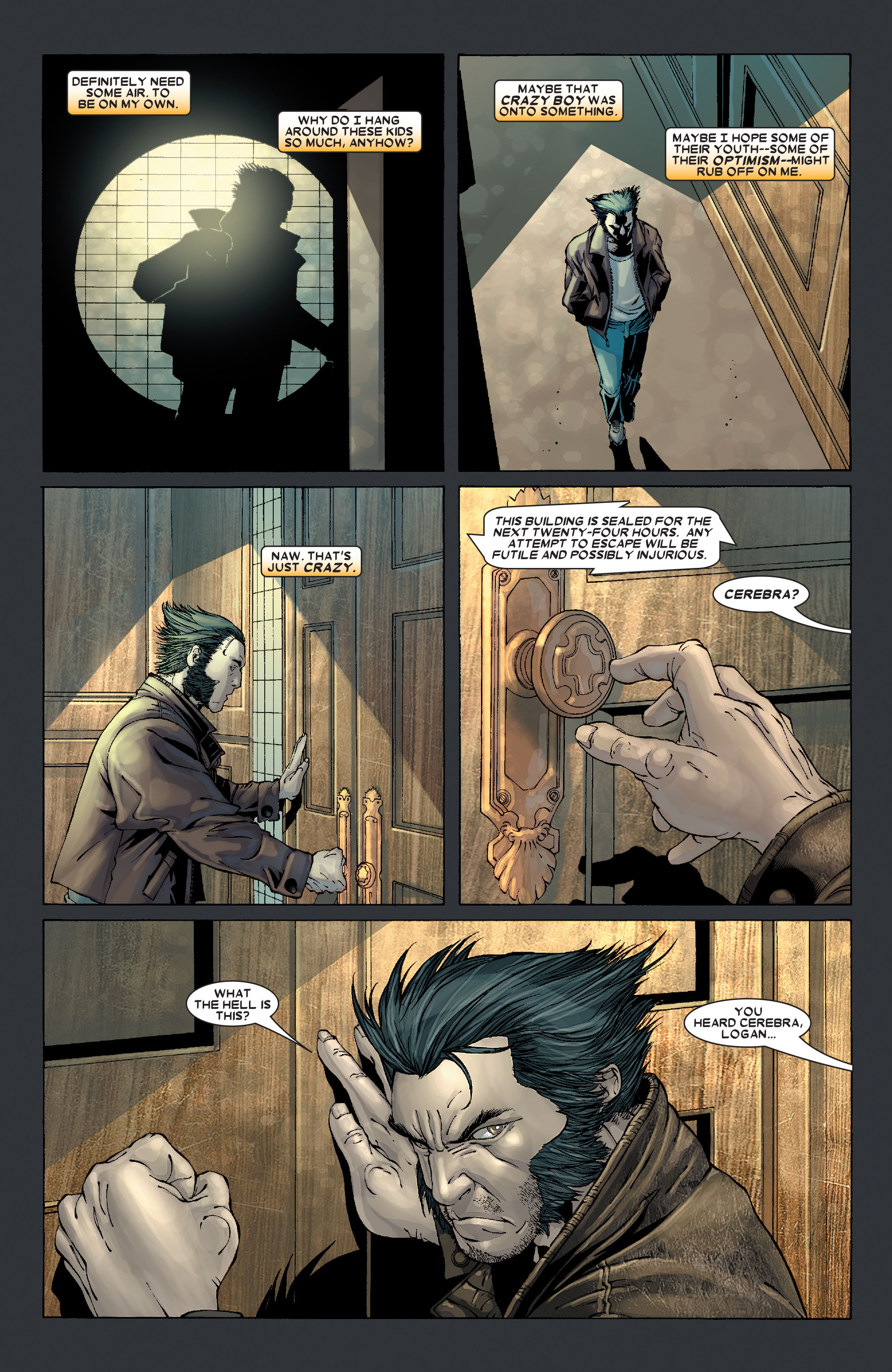 X-Men (1991) 168 Page 21