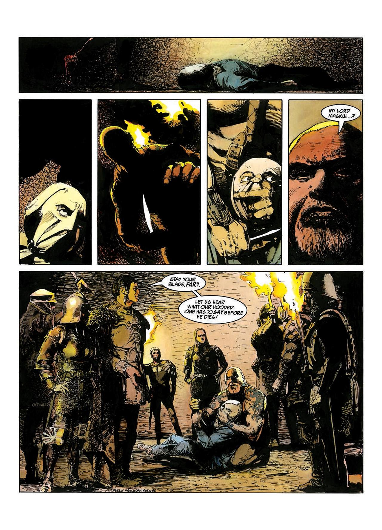 Read online Mazeworld comic -  Issue # TPB - 28