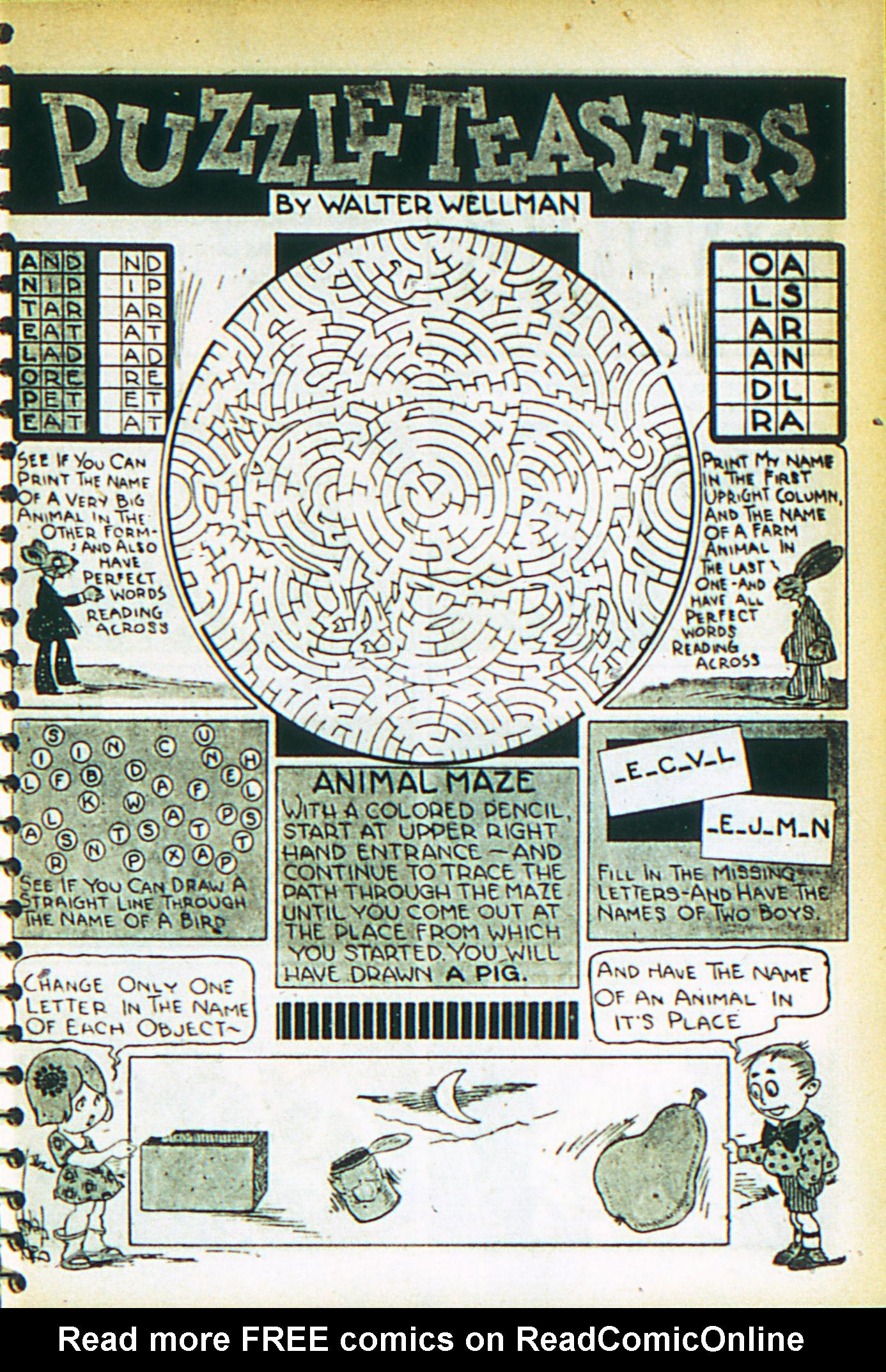 Read online Adventure Comics (1938) comic -  Issue #26 - 26