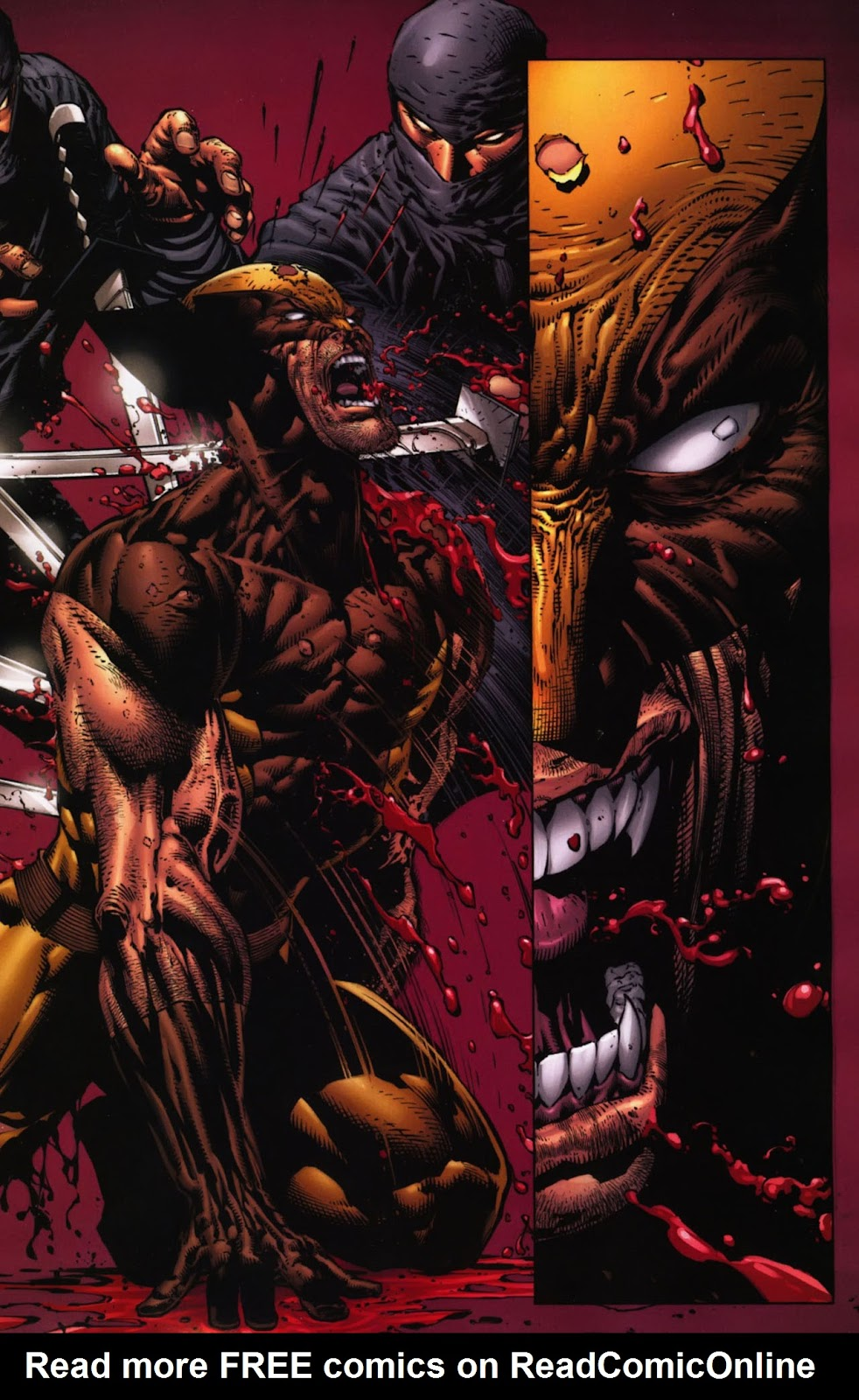 Read online Wolverine (2003) comic -  Issue #900 - 10