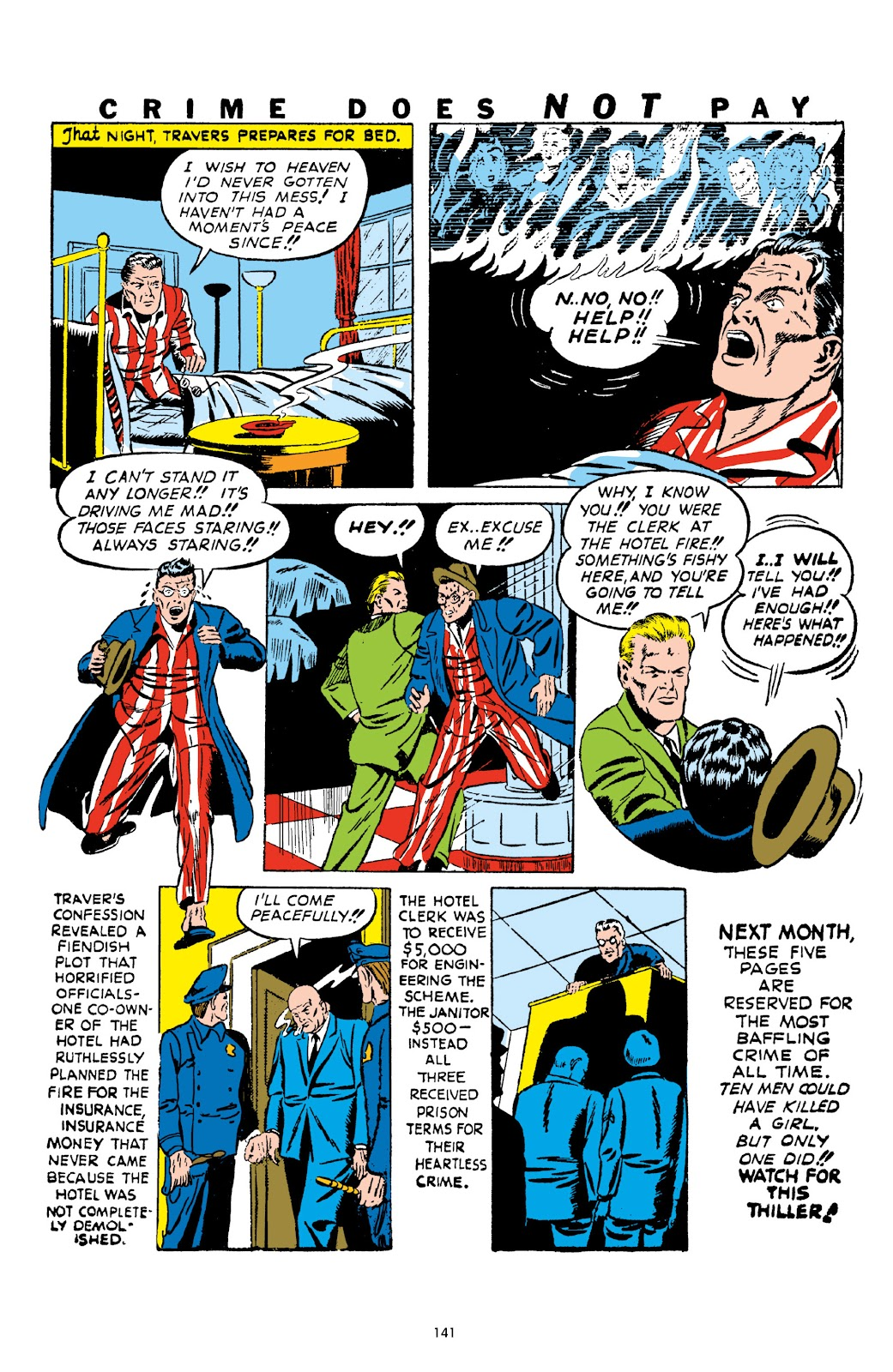 Read online Crime Does Not Pay Archives comic -  Issue # TPB 1 (Part 2) - 44
