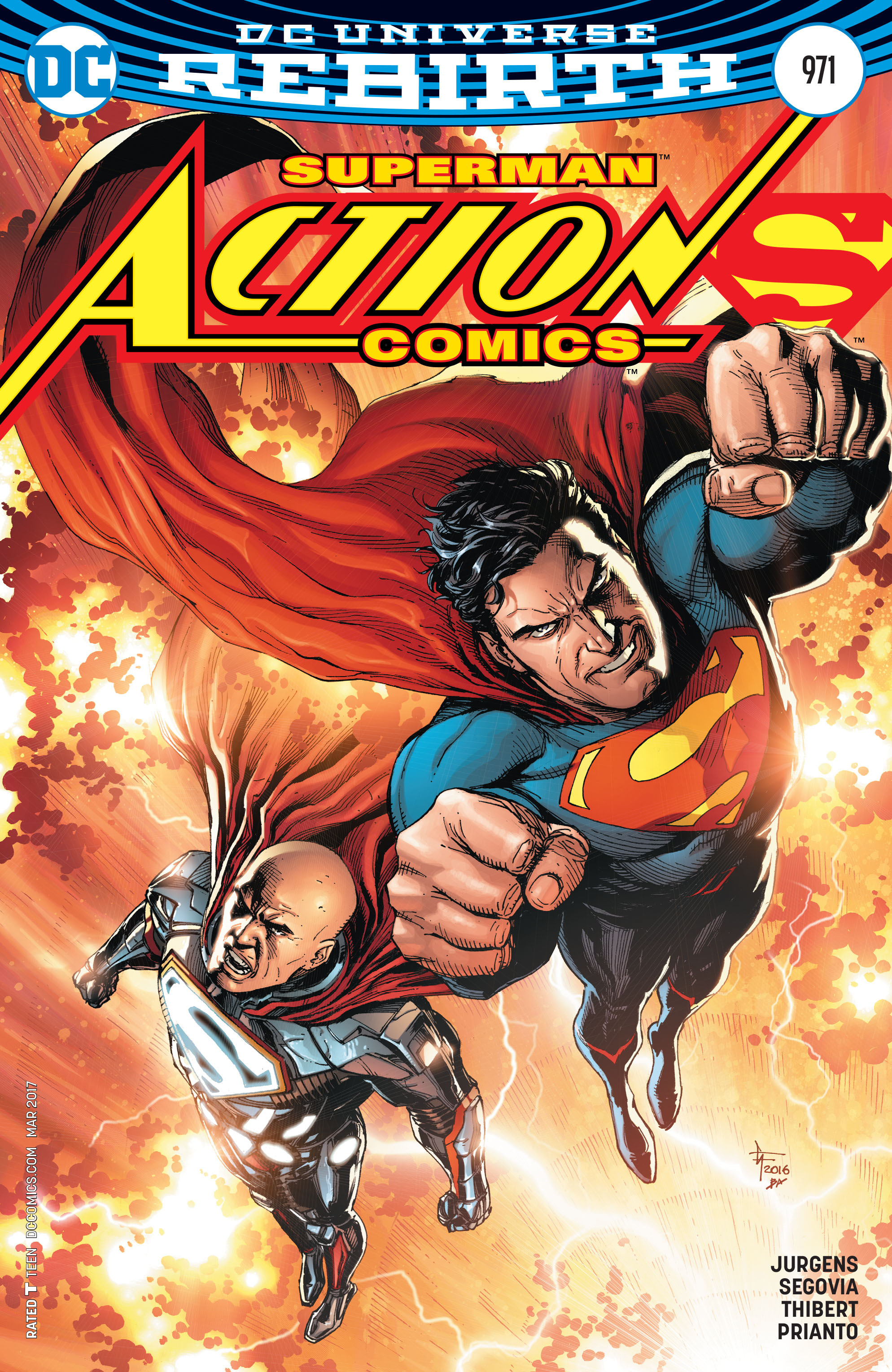 Read online Action Comics (2016) comic -  Issue #971 - 3