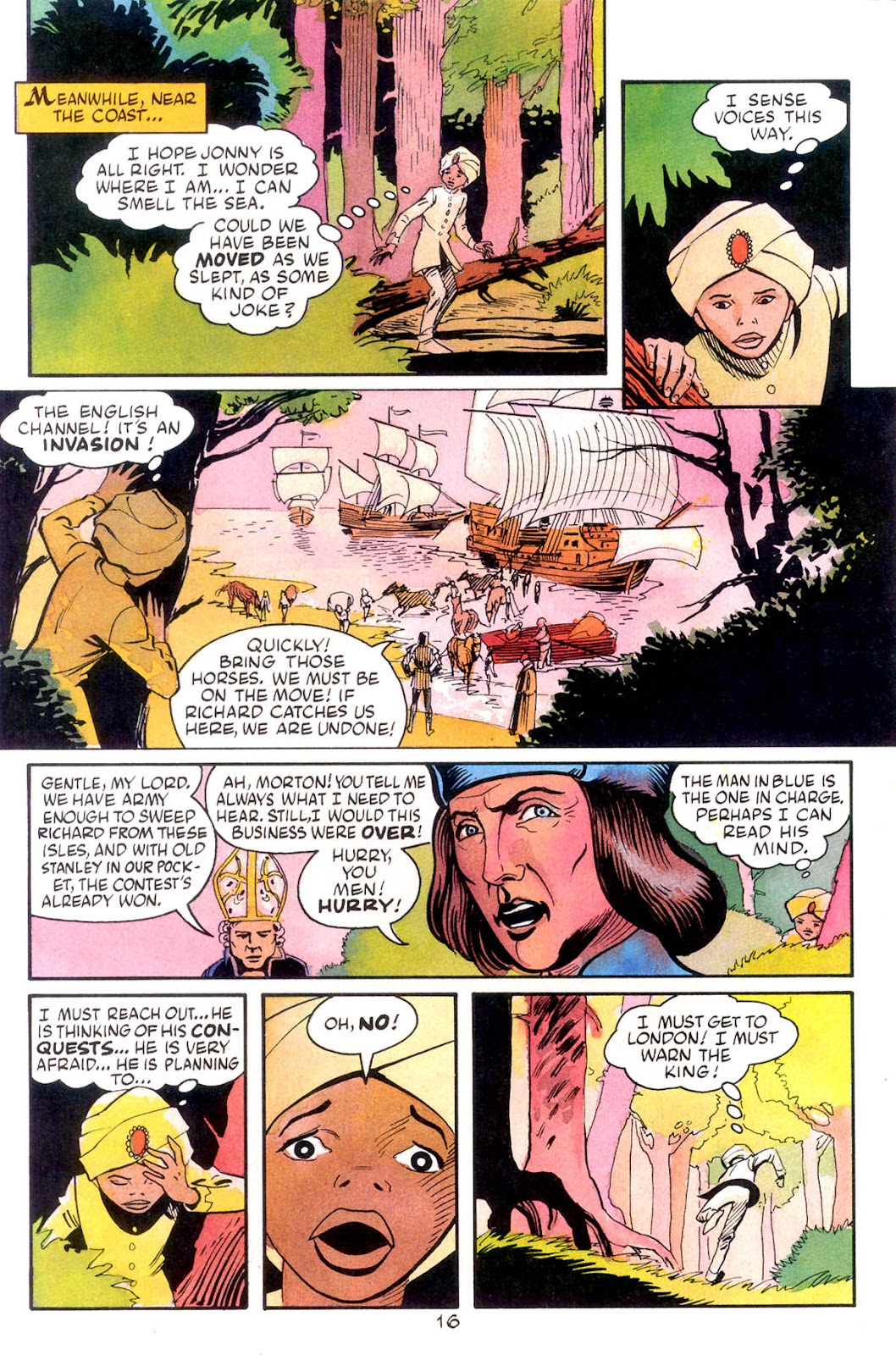 Jonny Quest (1986) issue 10 - Page 18
