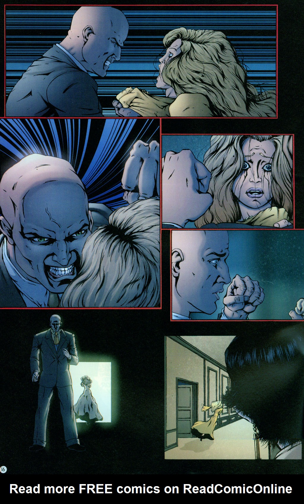 Read online Rex Mundi comic -  Issue #12 - 20