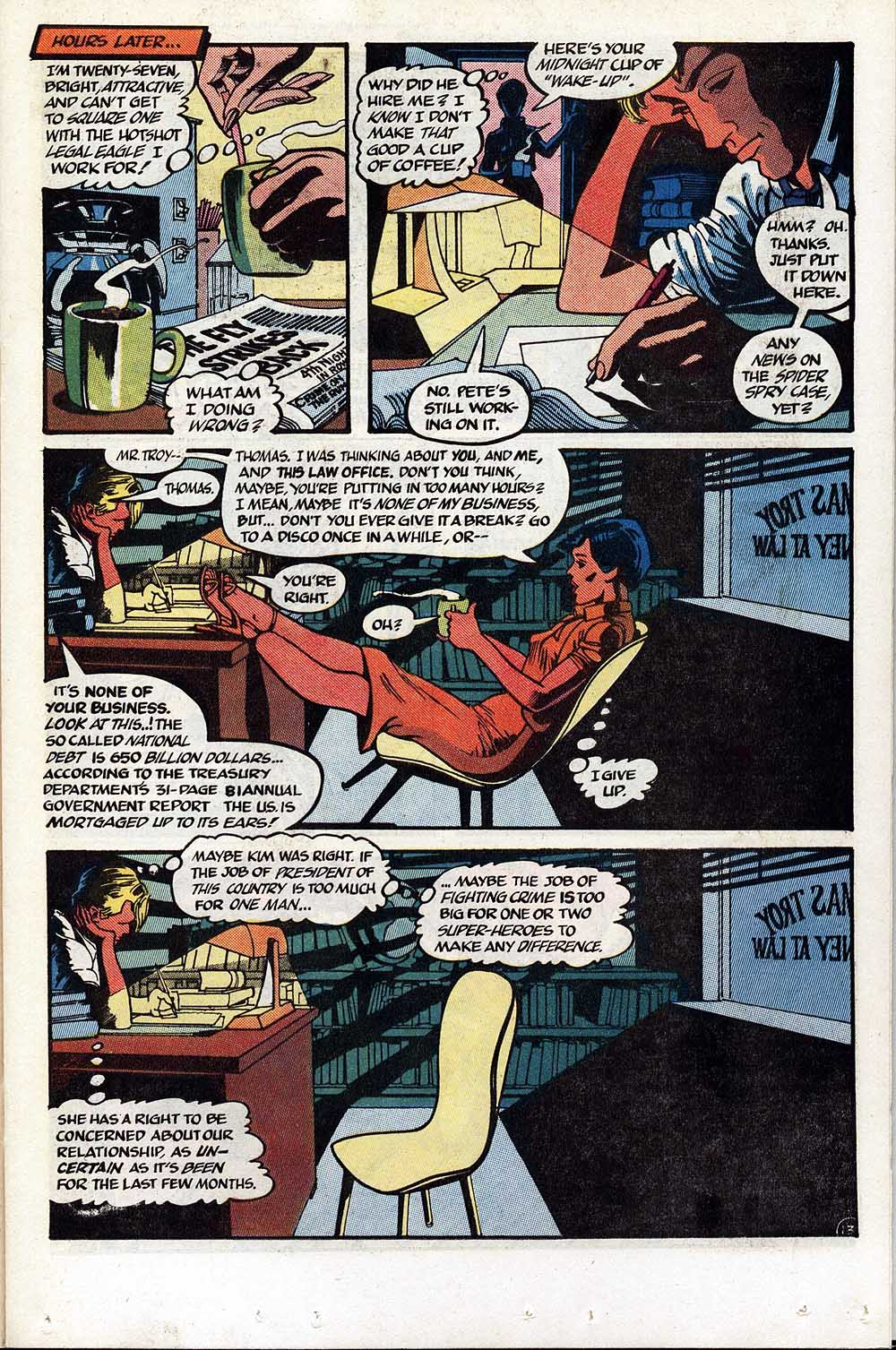 Read online The Fly (1983) comic -  Issue #1 - 14