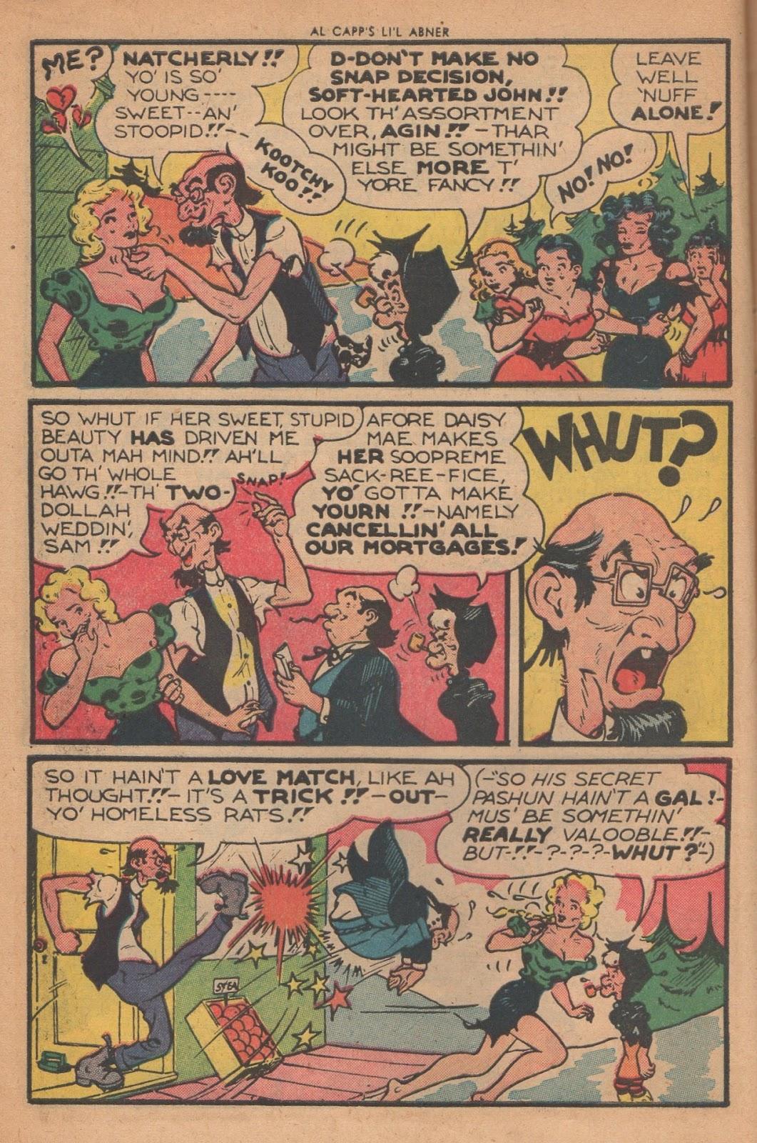 Li'l Abner Comics issue 77 - Page 10