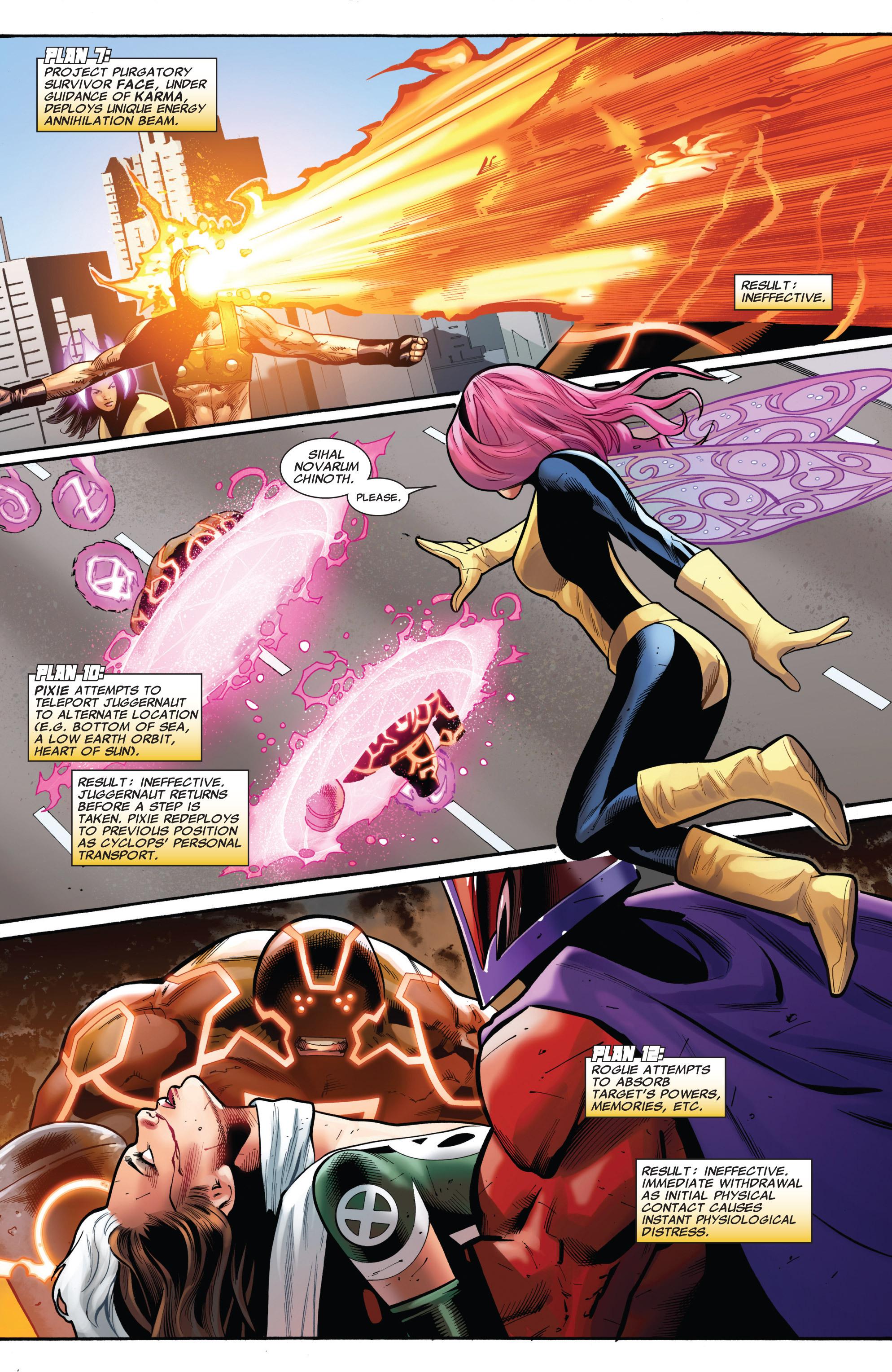 Read online Uncanny X-Men (1963) comic -  Issue #542 - 10
