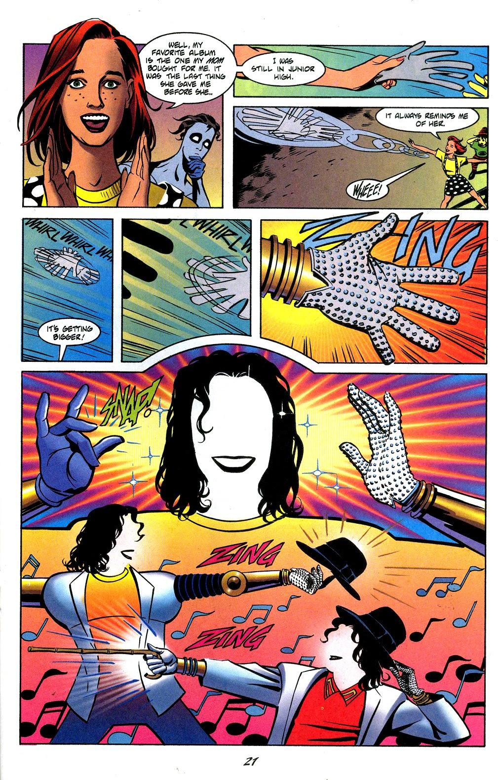 Read online Nexus Meets Madman comic -  Issue # Full - 23