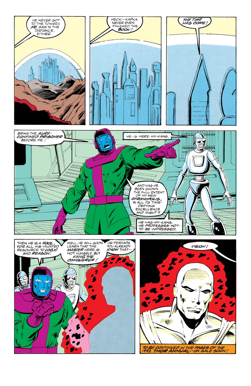 Read online Avengers: Citizen Kang comic -  Issue # TPB (Part 1) - 28