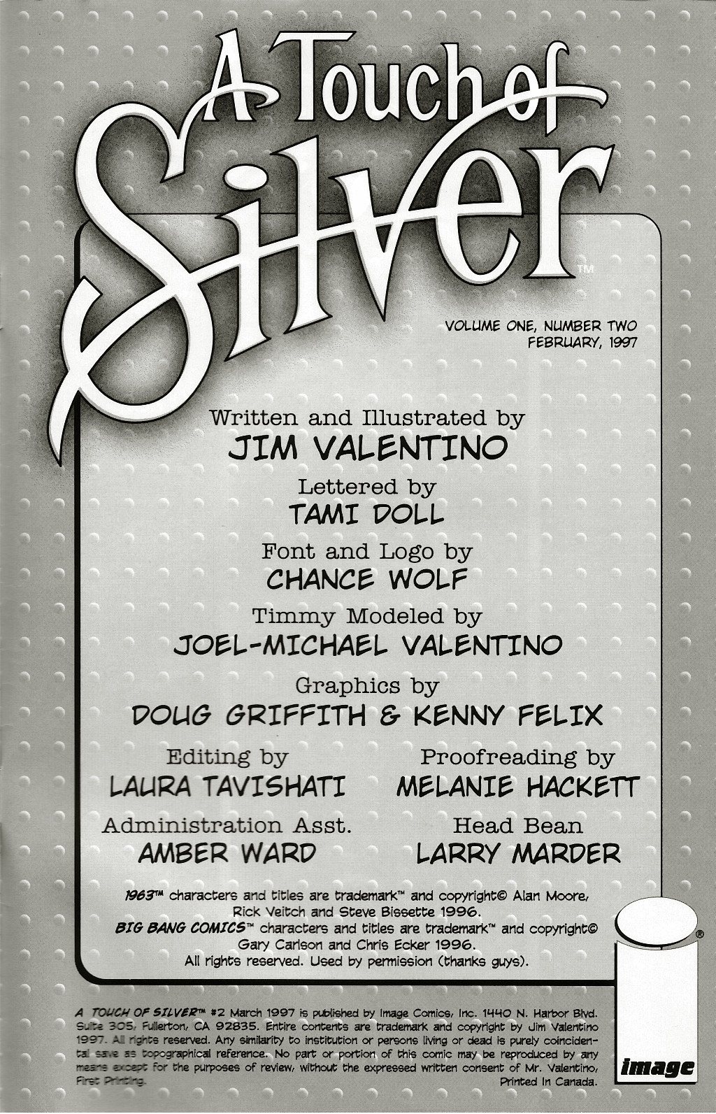 Read online A Touch of Silver comic -  Issue #2 - 23