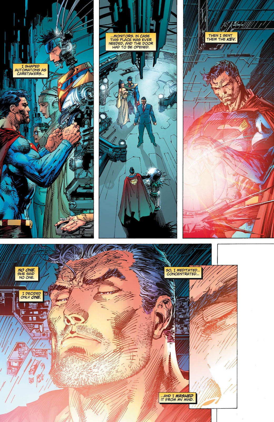 Read online Superman: For Tomorrow comic -  Issue # TPB (Part 3) - 67