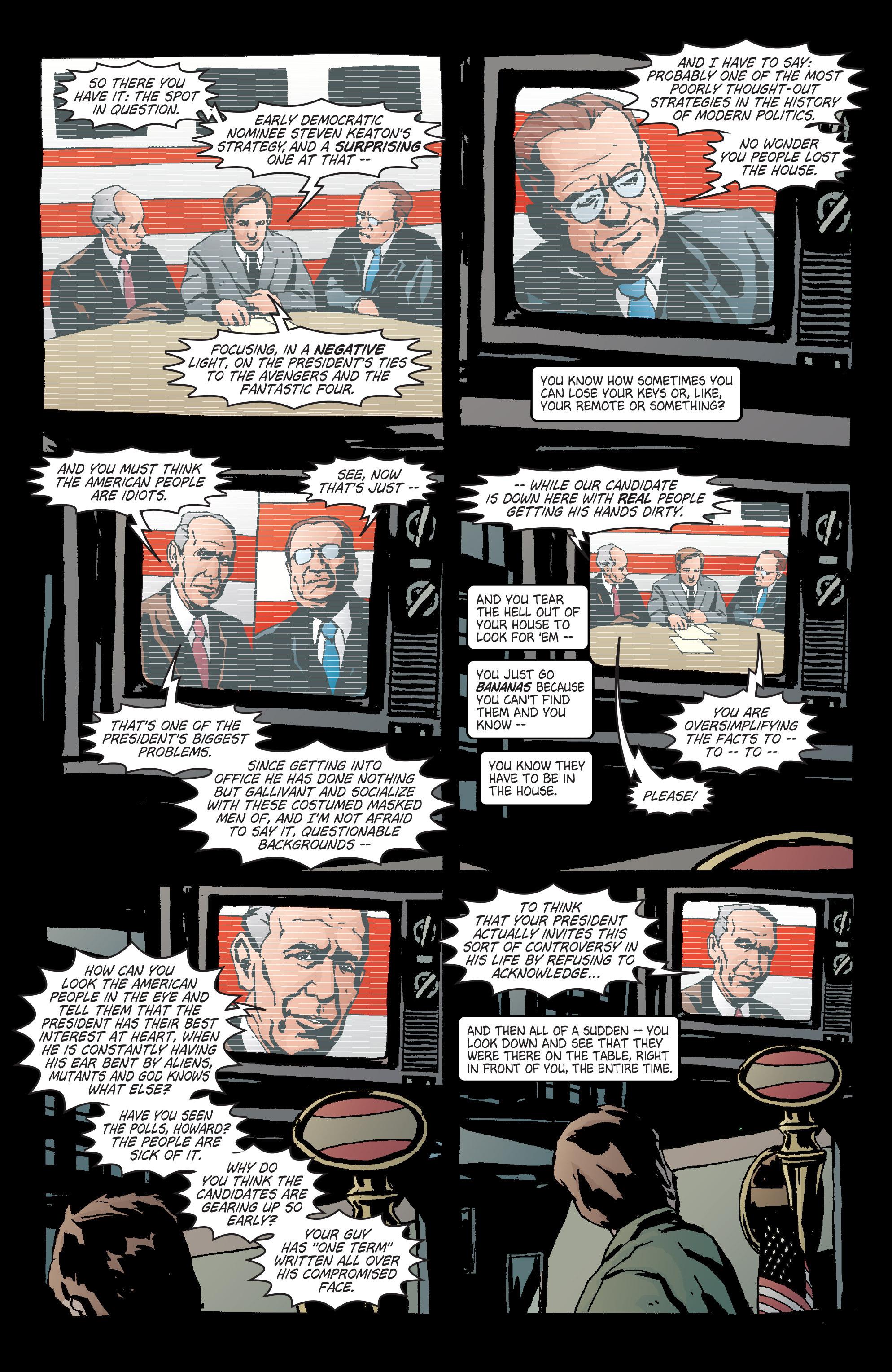 Read online Alias comic -  Issue #4 - 4