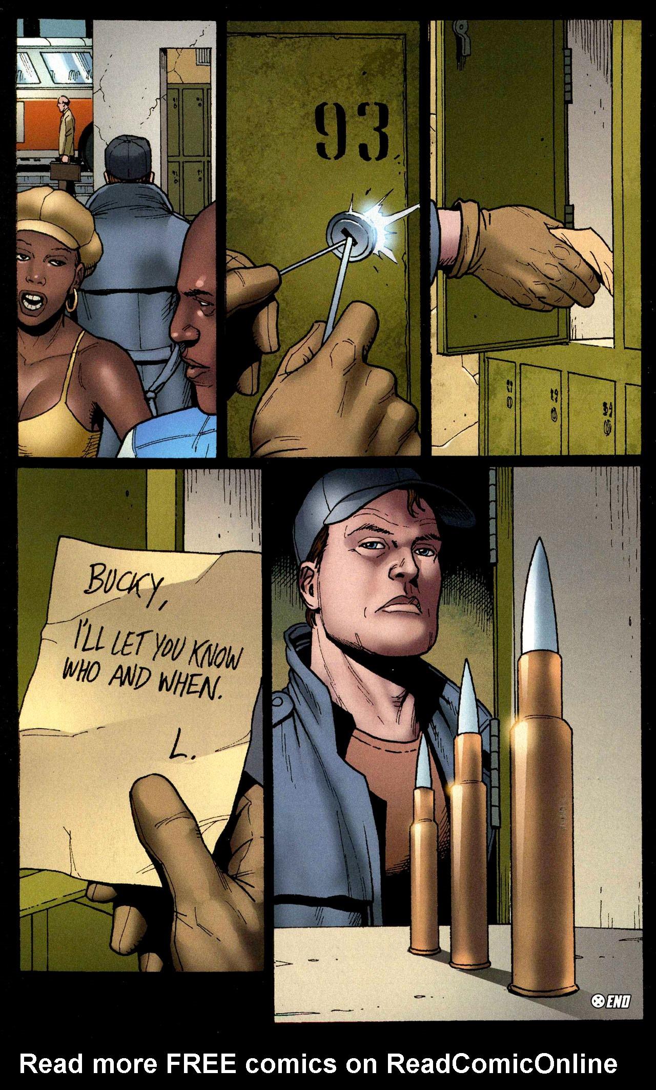 Read online Wolverine: Origins comic -  Issue #15 - 24