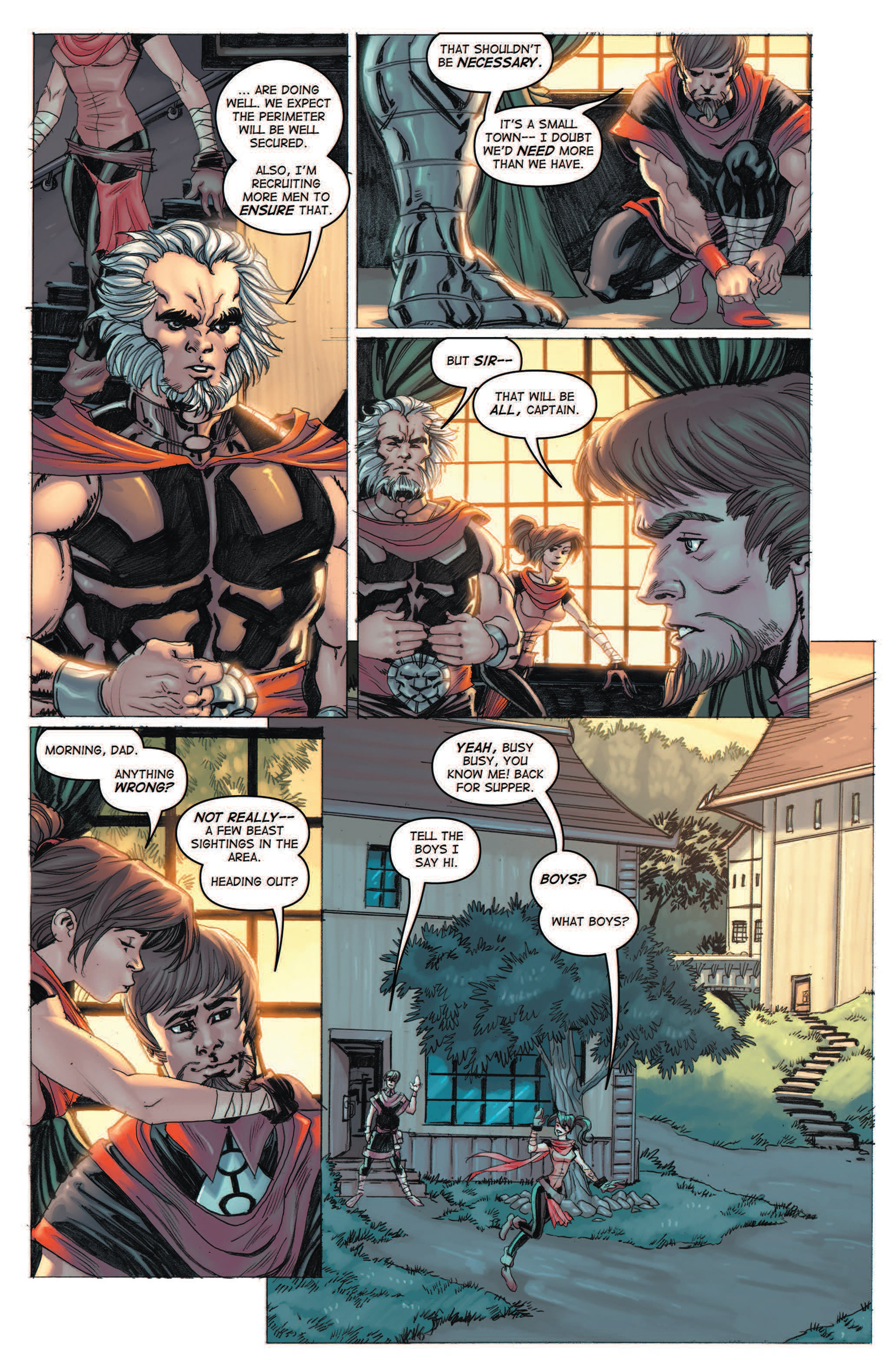 Read online Skyward comic -  Issue #2 - 24
