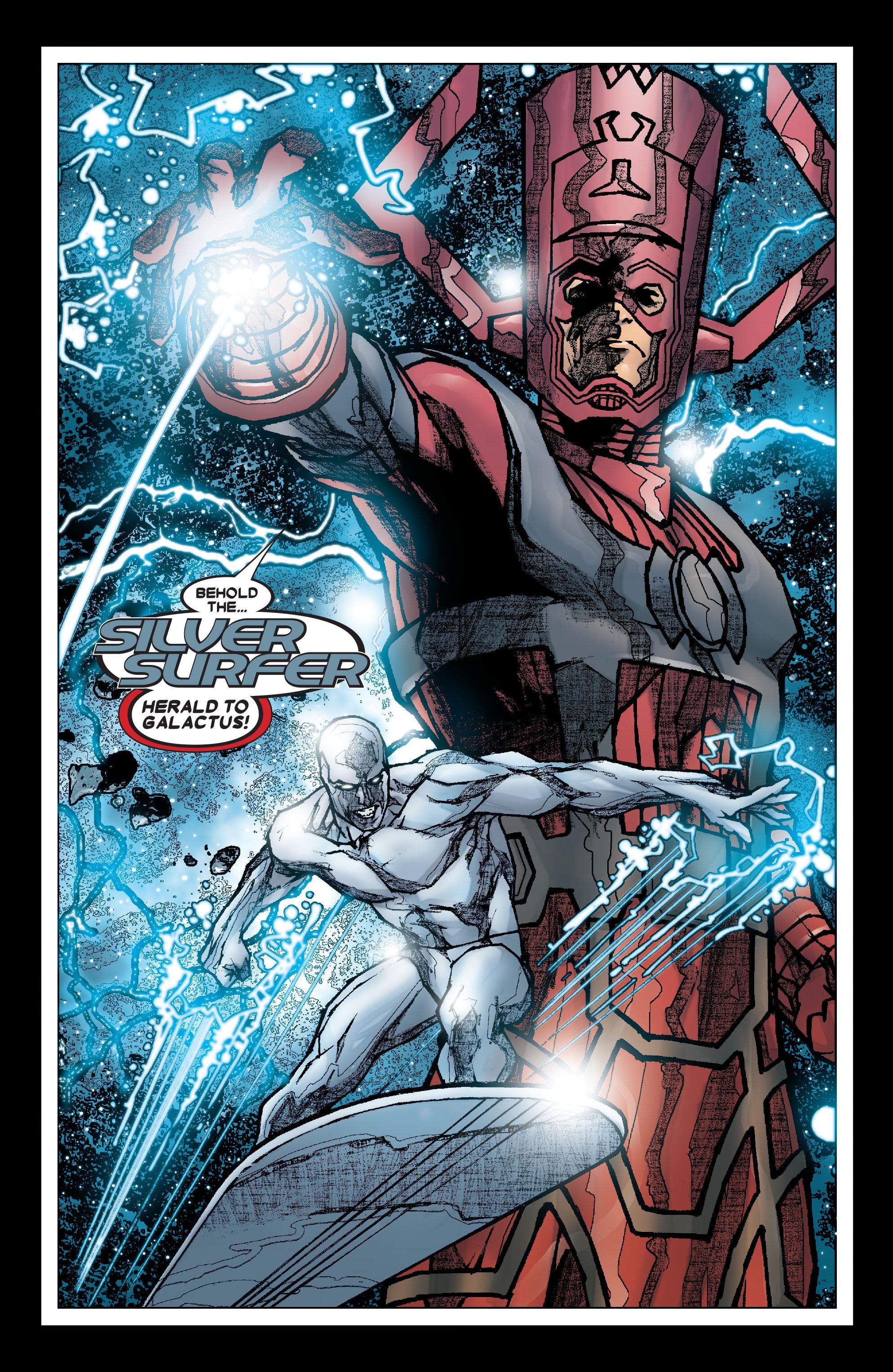 Read online Annihilation: Silver Surfer comic -  Issue #3 - 23