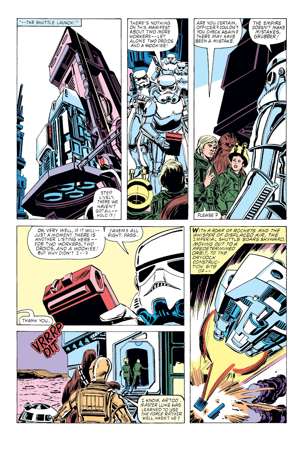 Read online Star Wars Legends: The Original Marvel Years - Epic Collection comic -  Issue # TPB 3 (Part 3) - 85
