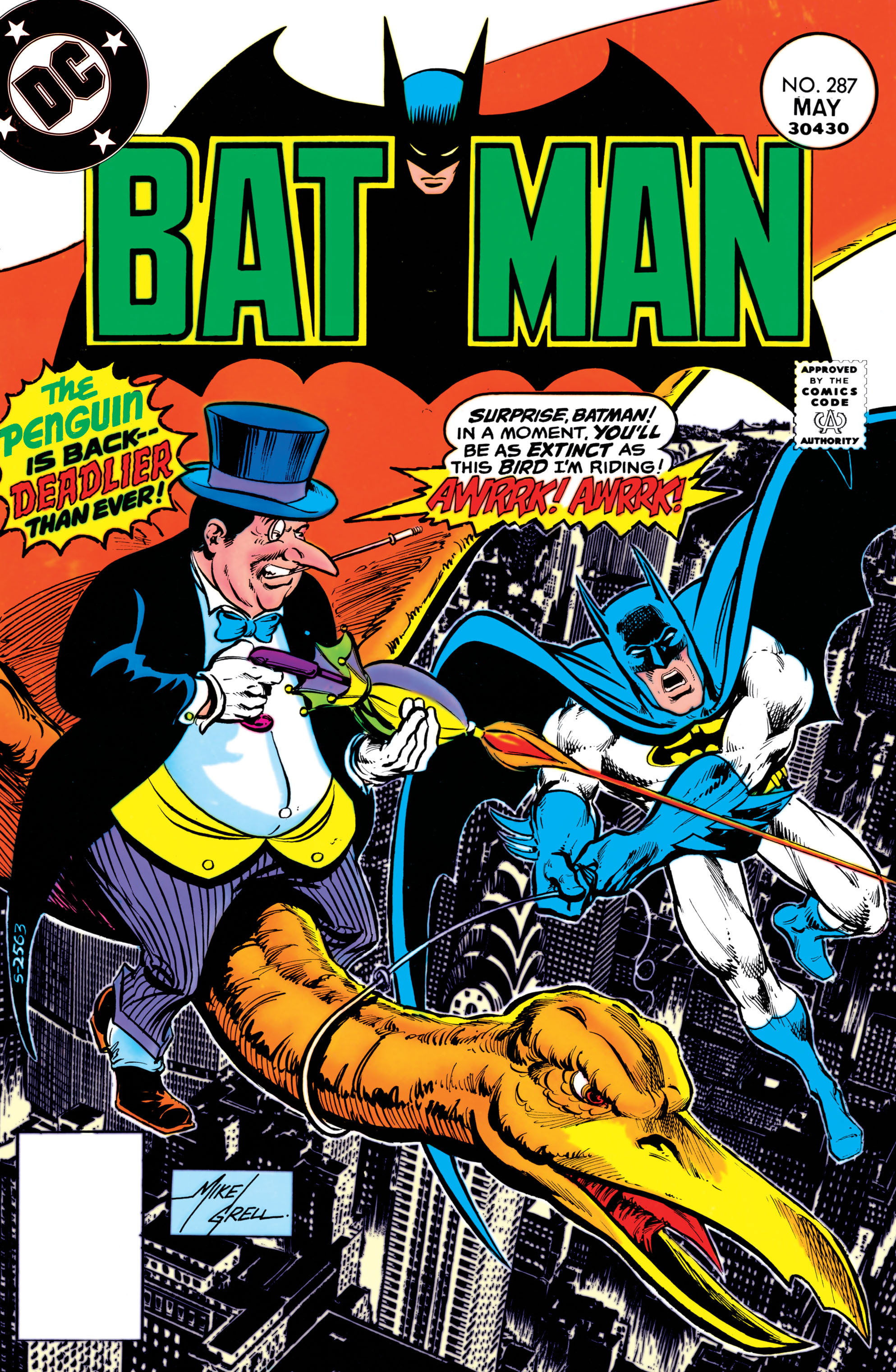Batman (1940) 287 Page 1