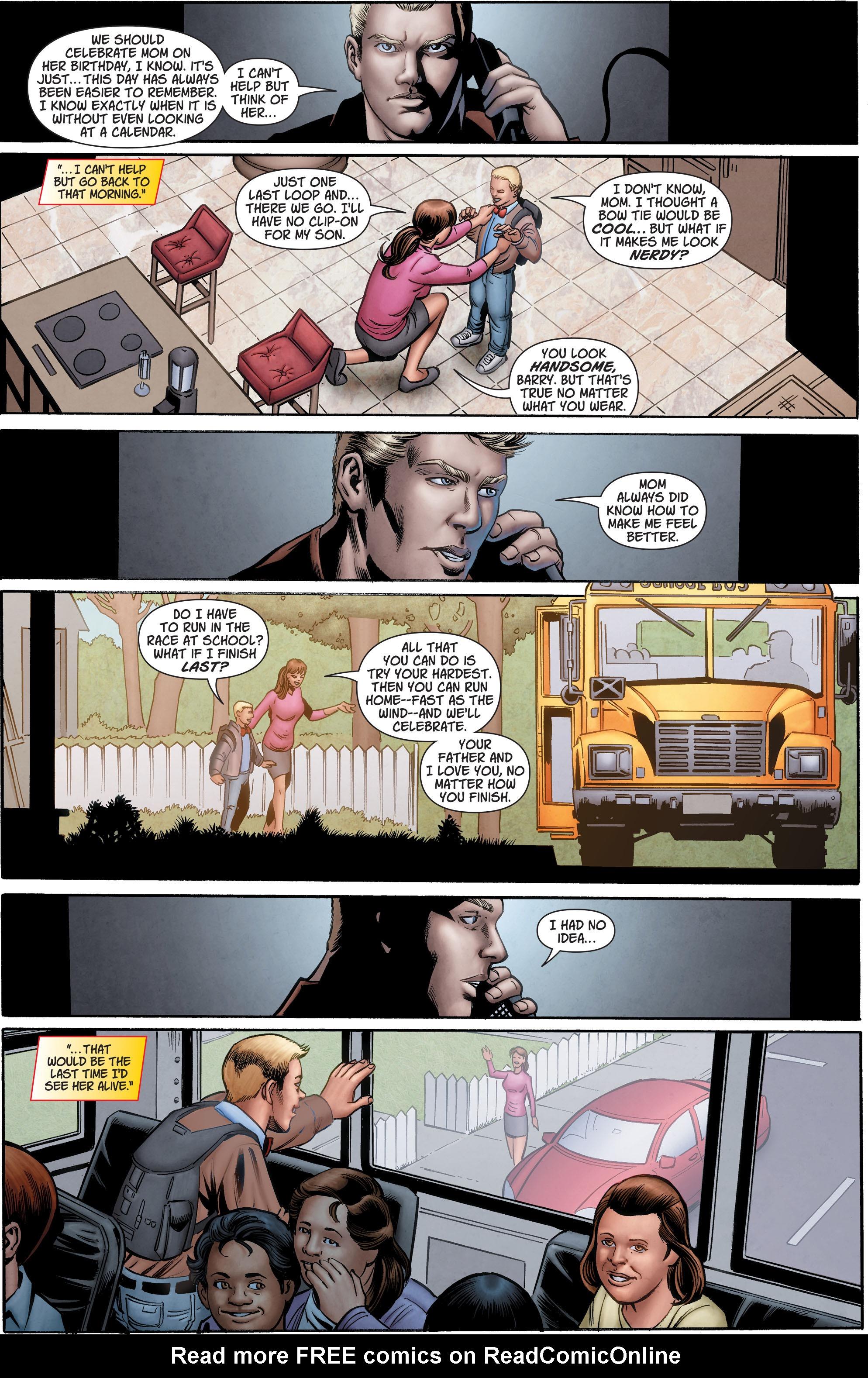Read online Secret Origins (2014) comic -  Issue #7 - 2