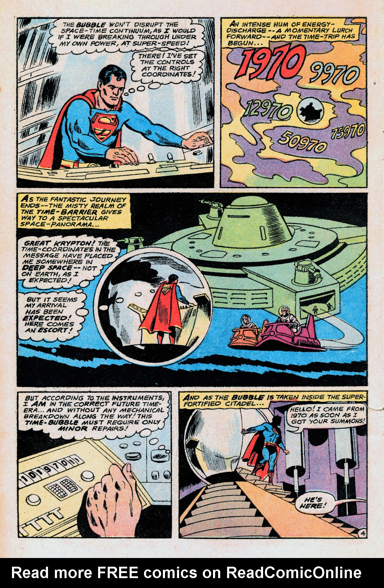 Read online Action Comics (1938) comic -  Issue #385 - 6