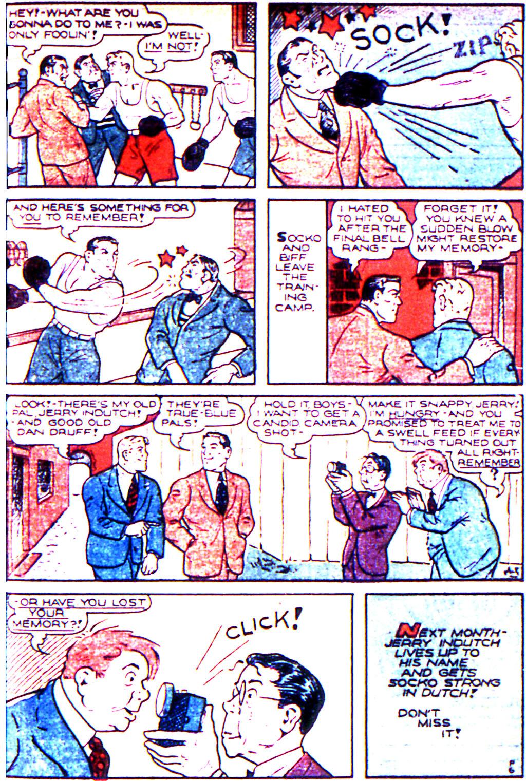 Read online Adventure Comics (1938) comic -  Issue #45 - 33