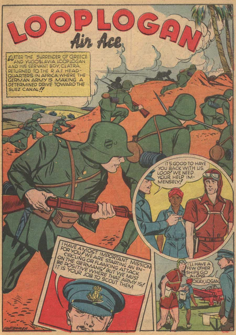 Blue Ribbon Comics (1939) issue 16 - Page 51