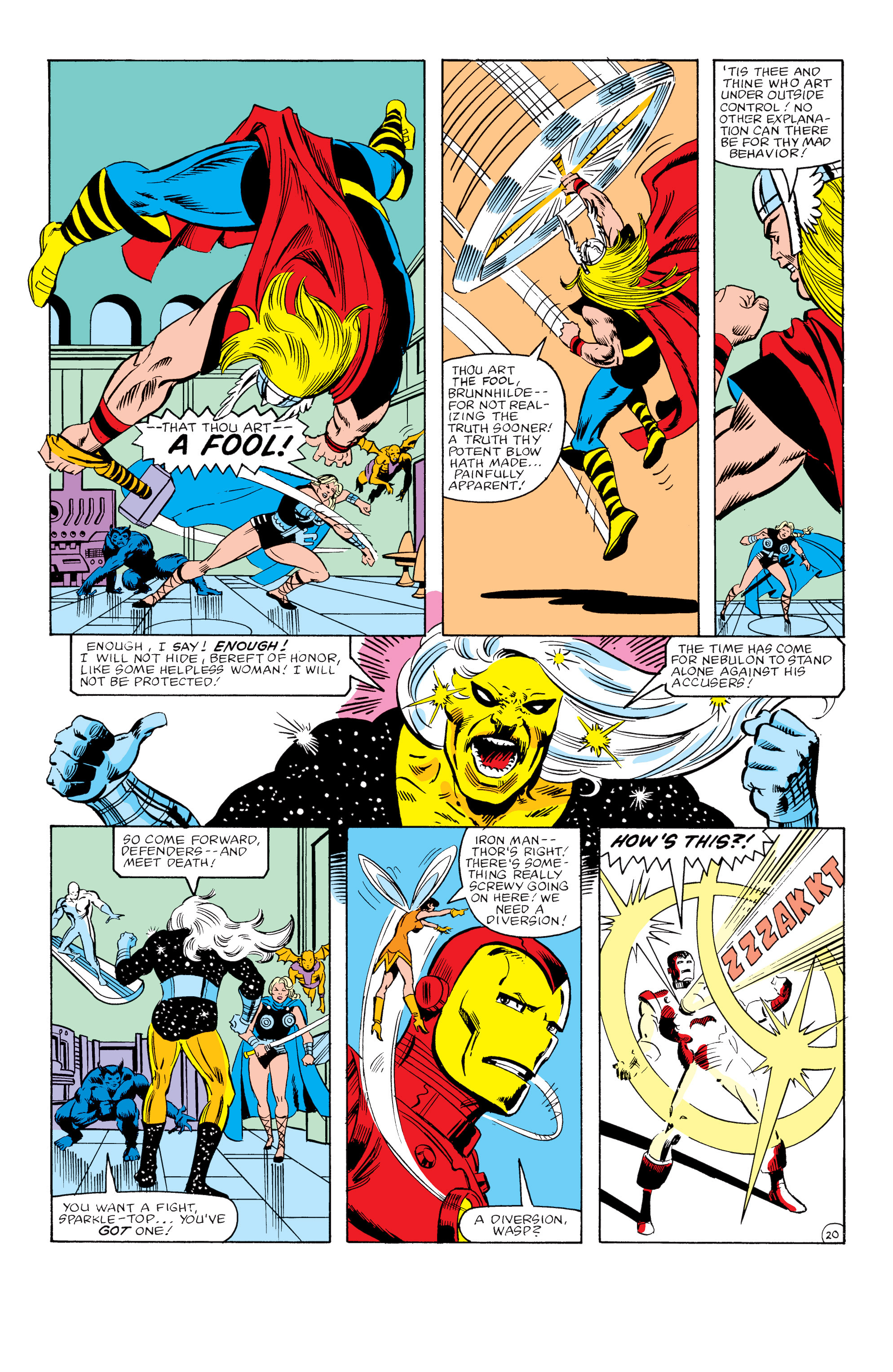 The Avengers (1963) _Annual_11 Page 20
