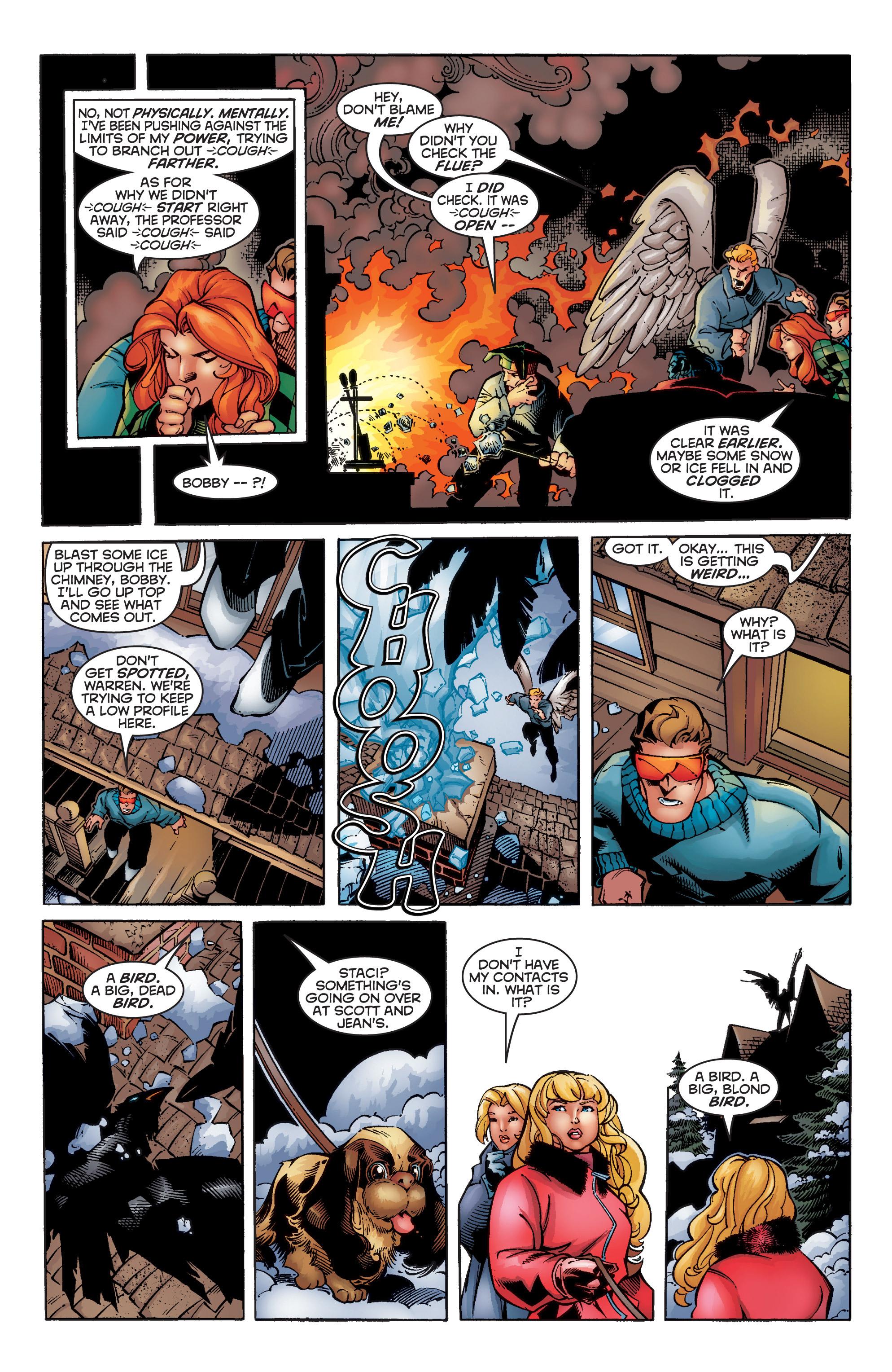 Read online Uncanny X-Men (1963) comic -  Issue #356 - 17