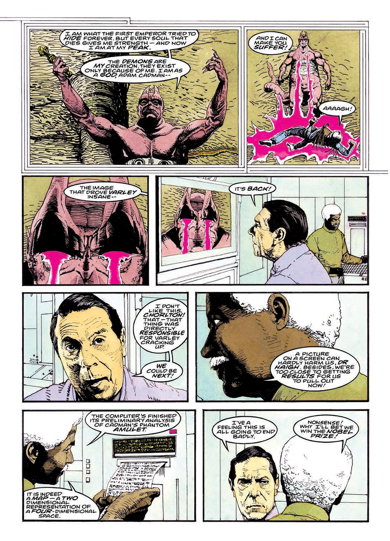 Read online Mazeworld comic -  Issue # TPB - 178