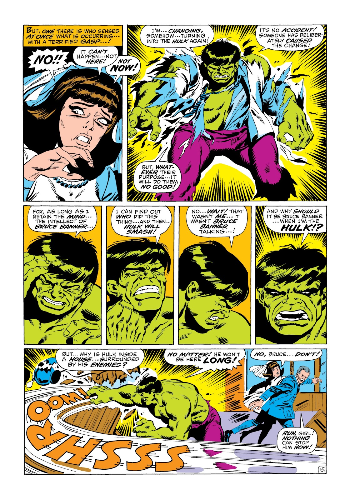 Read online Marvel Masterworks: The Incredible Hulk comic -  Issue # TPB 6 (Part 1) - 66
