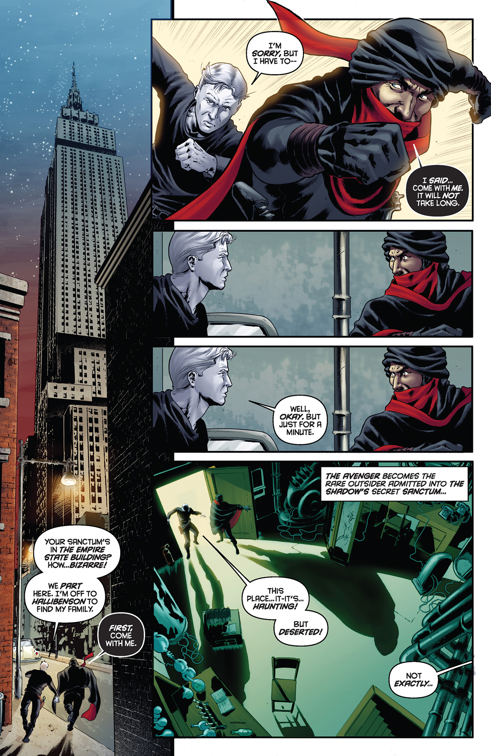 Read online Justice, Inc. comic -  Issue #5 - 7