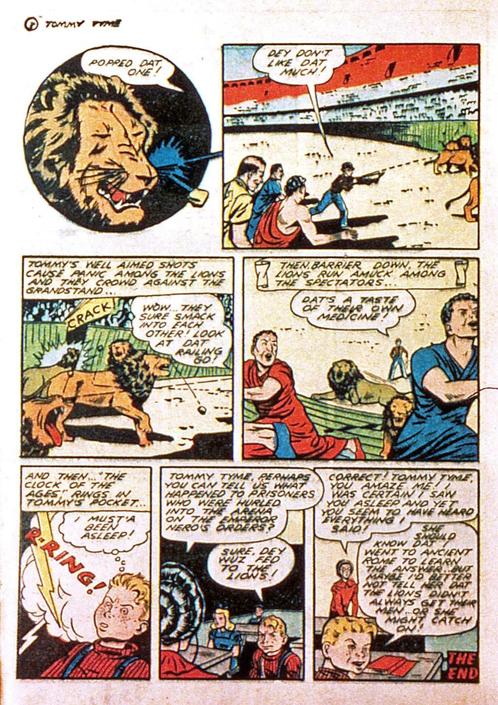 Read online Mystic Comics (1944) comic -  Issue #1 - 42