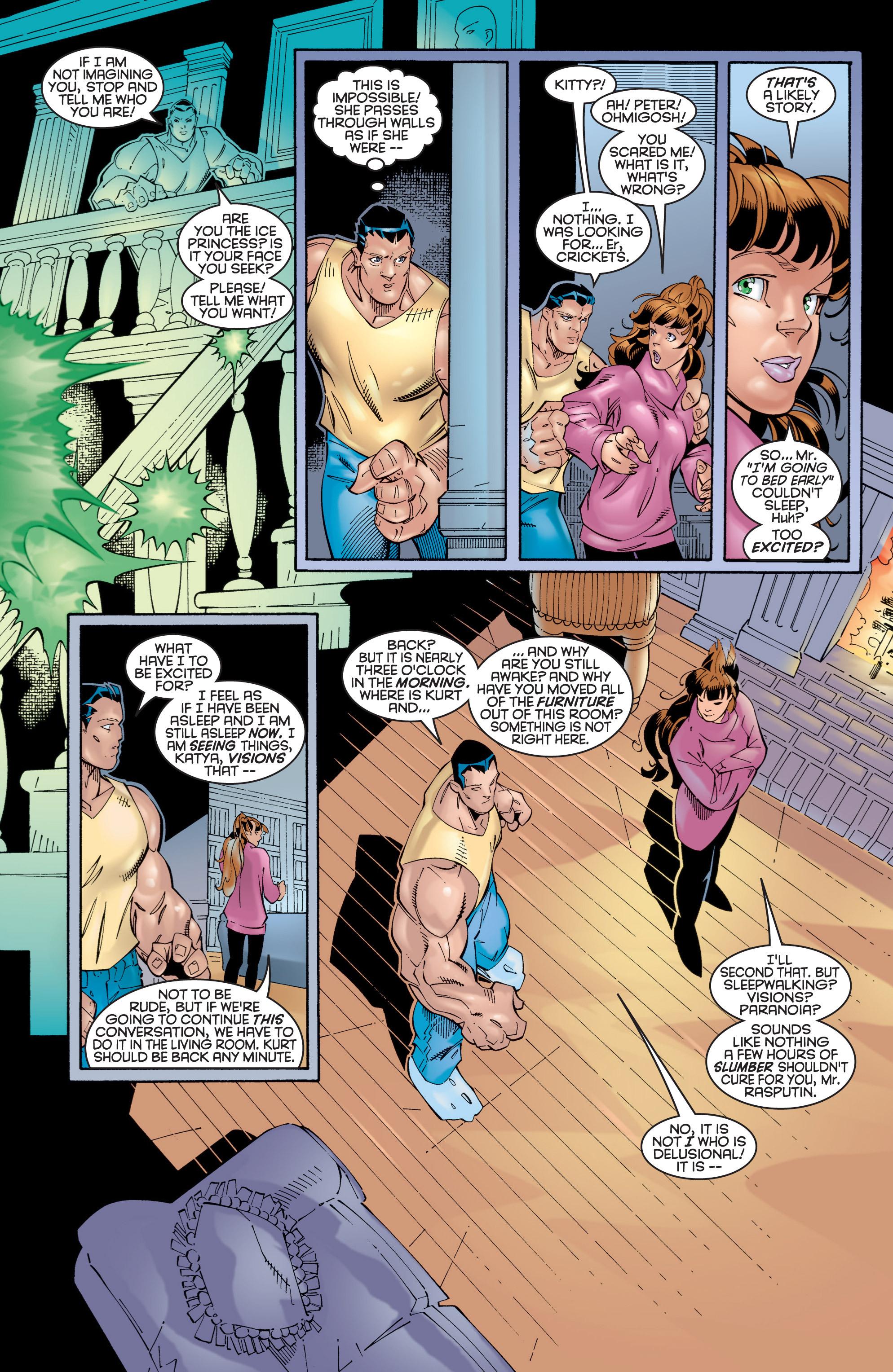 Read online Uncanny X-Men (1963) comic -  Issue #365 - 11