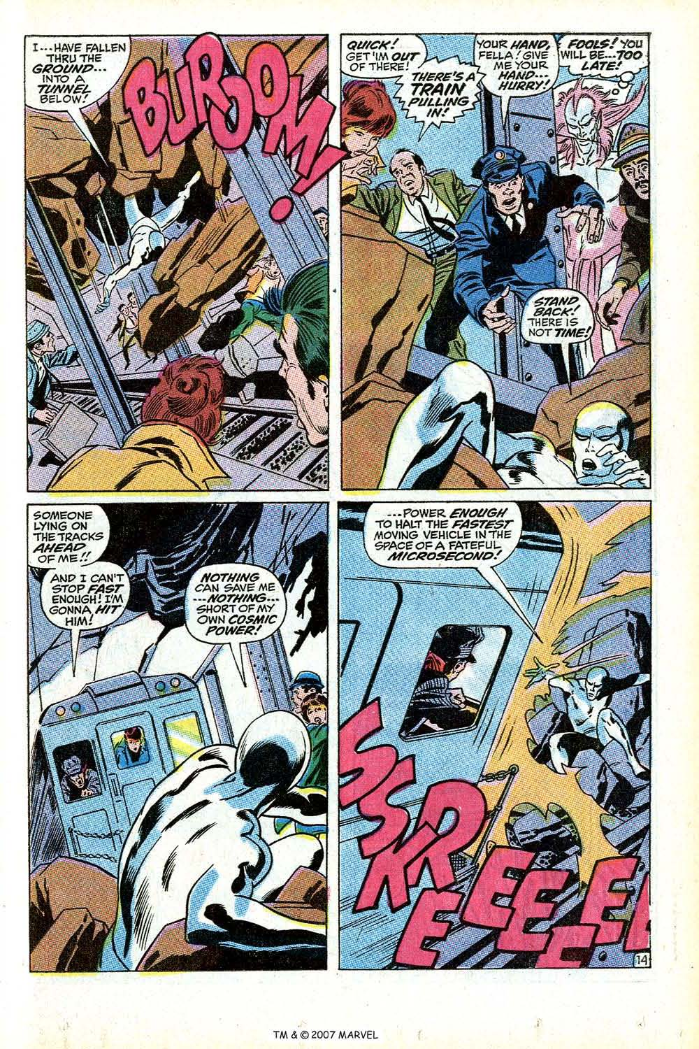 Silver Surfer (1968) Issue #9 #9 - English 23