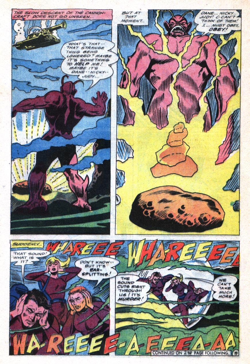 Read online Sea Devils comic -  Issue #31 - 25