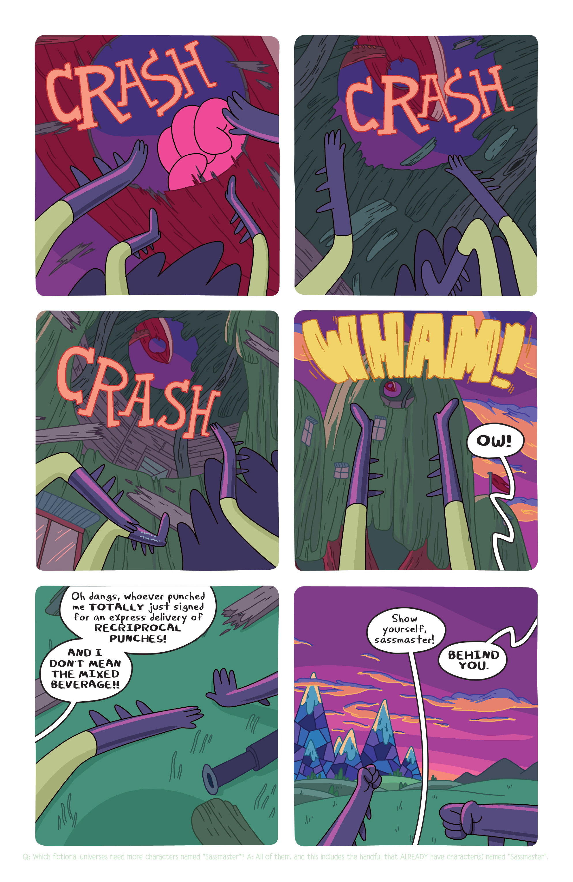 Read online Adventure Time comic -  Issue #Adventure Time _TPB 5 - 10