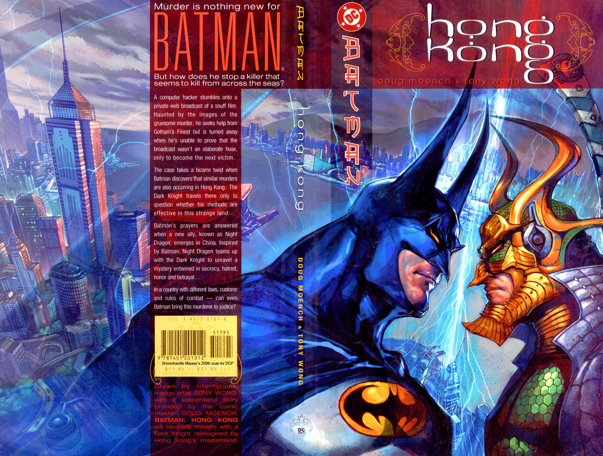 Batman: Hong Kong TPB Page 1