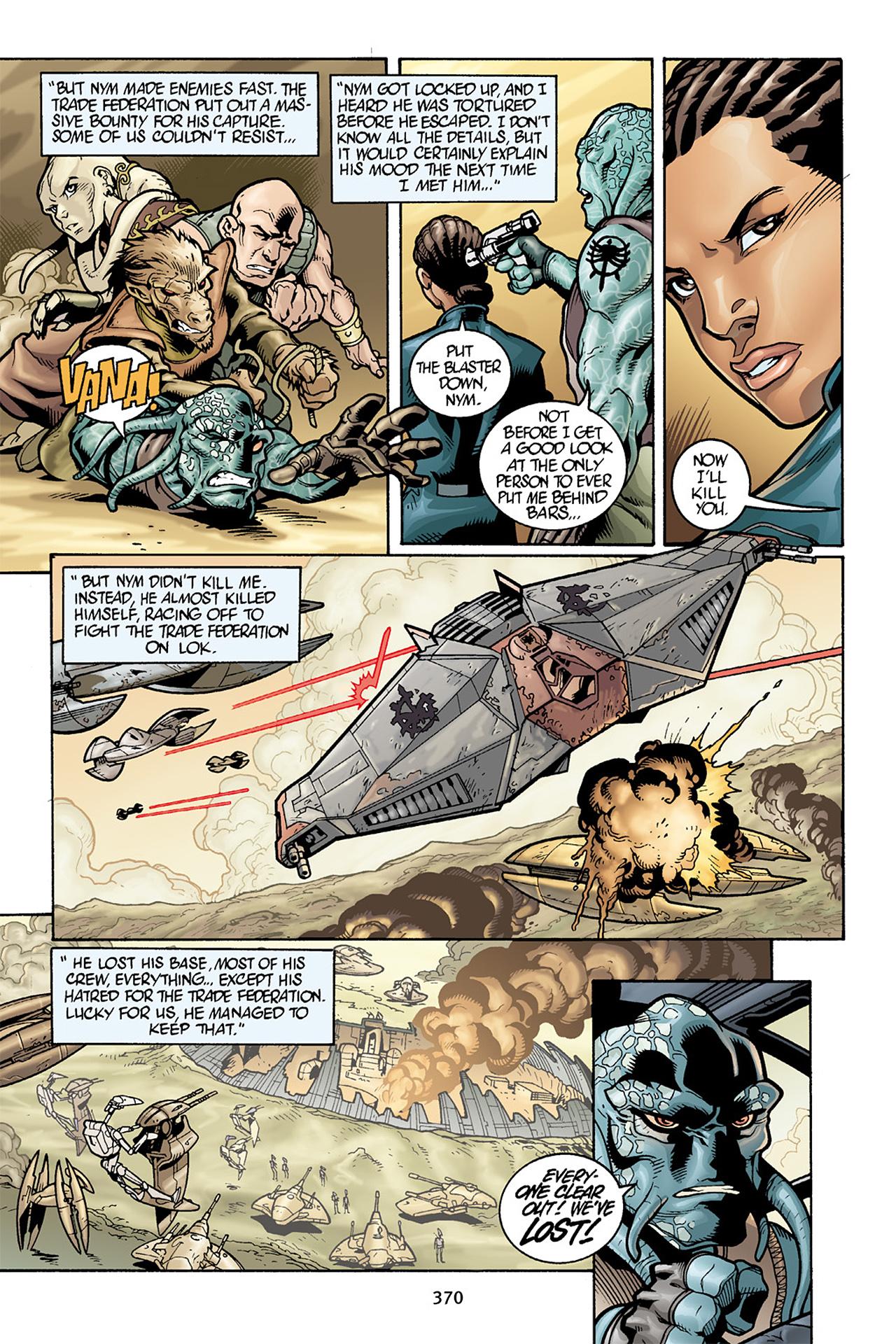 Read online Star Wars Omnibus comic -  Issue # Vol. 10 - 363