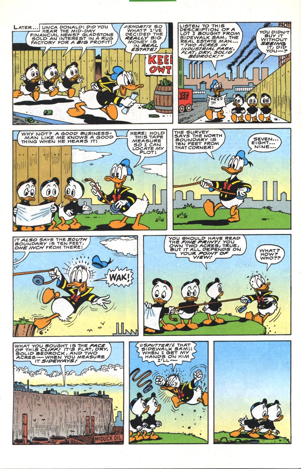 Read online Uncle Scrooge (1953) comic -  Issue #300 - 40
