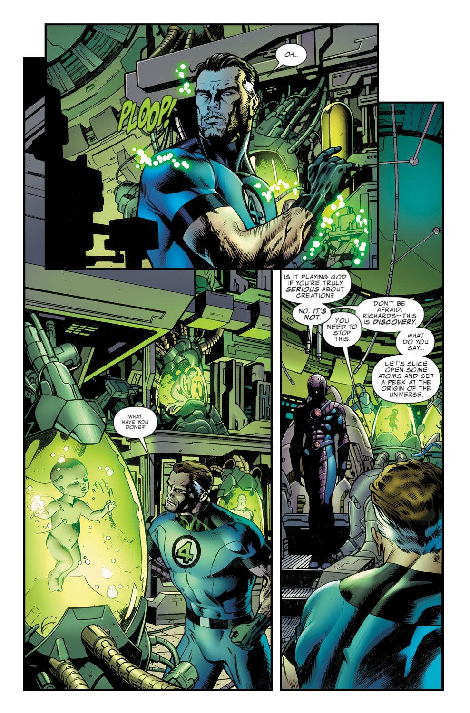 Read online Fantastic Four: Season One comic -  Issue # TPB - 117