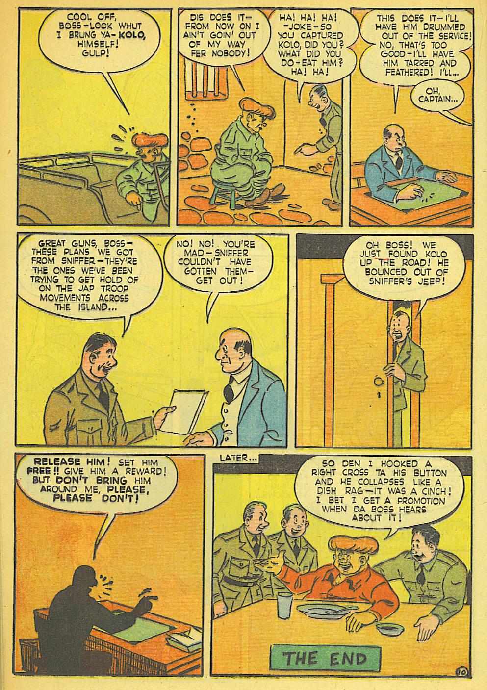 Daredevil (1941) issue 21 - Page 34