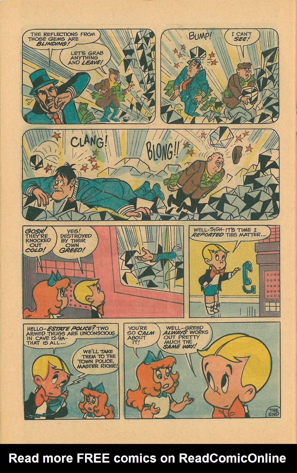 Little Dot (1953) issue 115 - Page 32